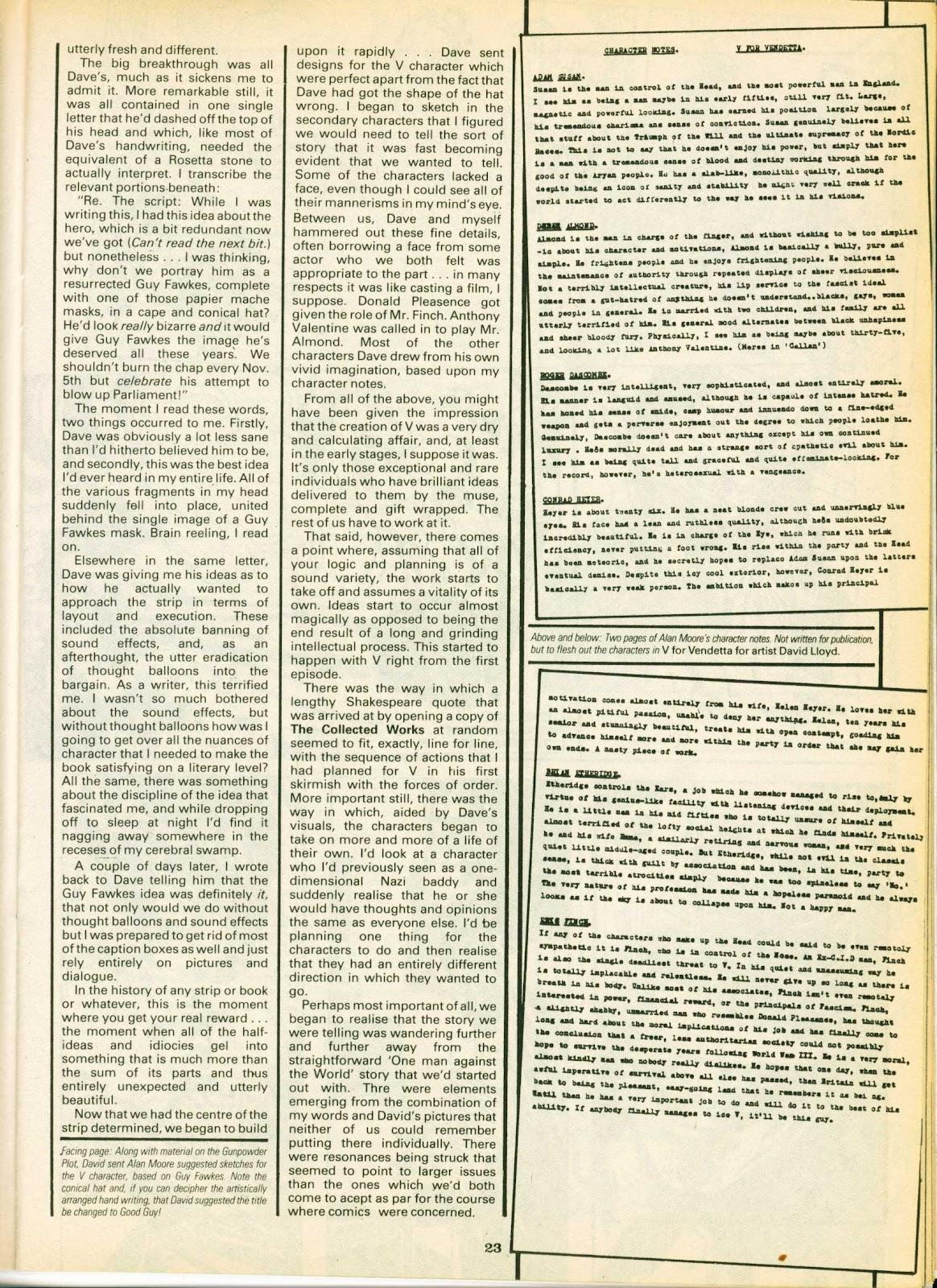 Warrior Issue #17 #18 - English 23