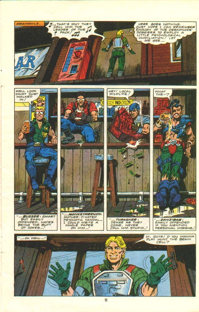 G.I. Joe European Missions issue 11 - Page 10