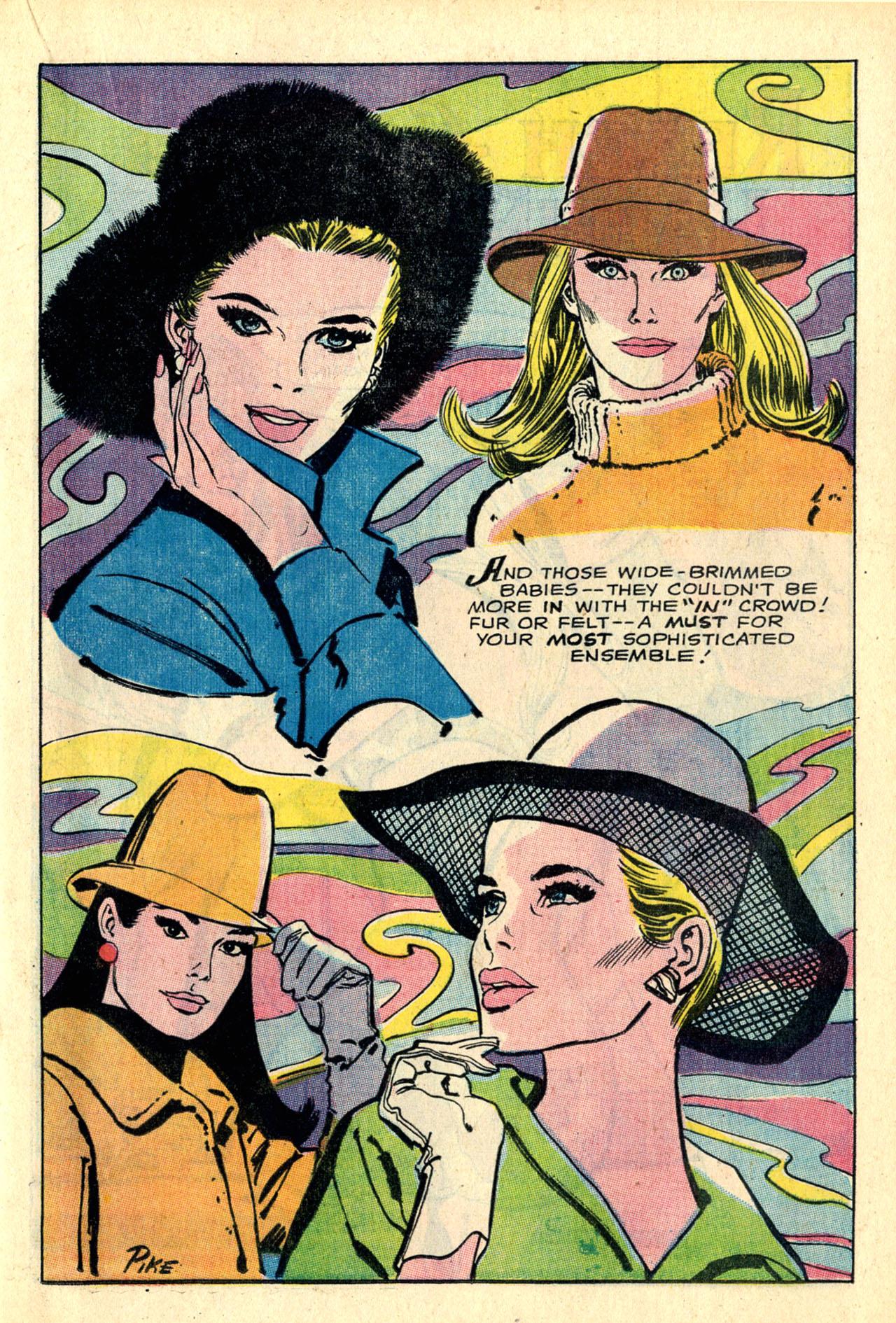 Read online Secret Hearts comic -  Issue #132 - 52