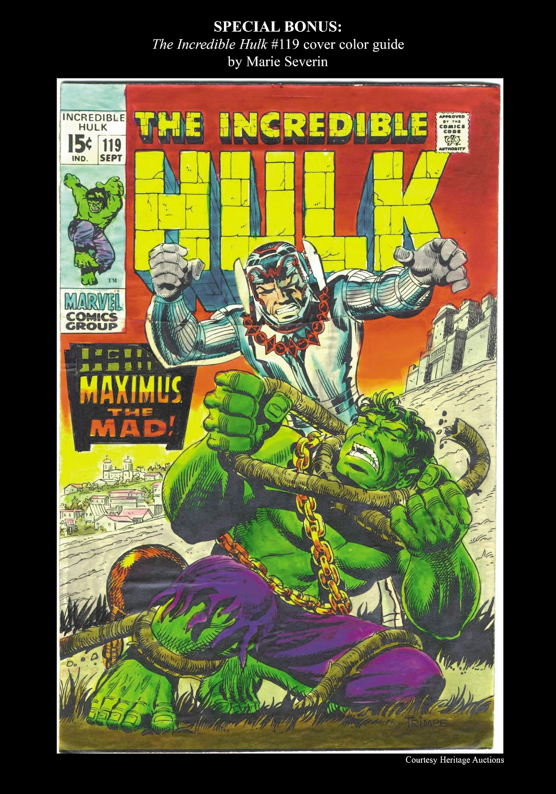 Read online Marvel Masterworks: The Incredible Hulk comic -  Issue # TPB 5 (Part 3) - 38