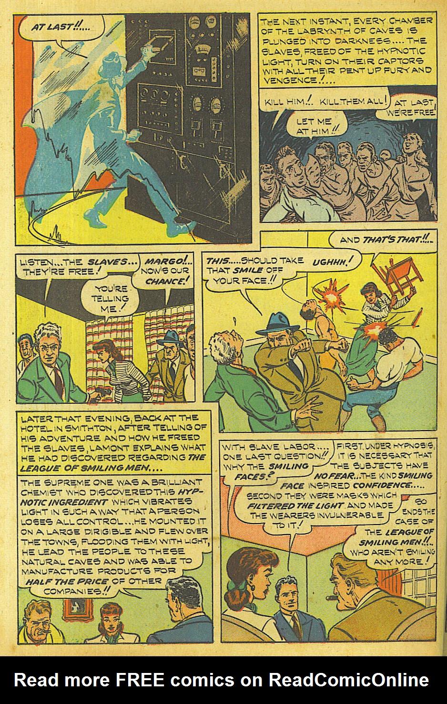 Read online Shadow Comics comic -  Issue #87 - 45