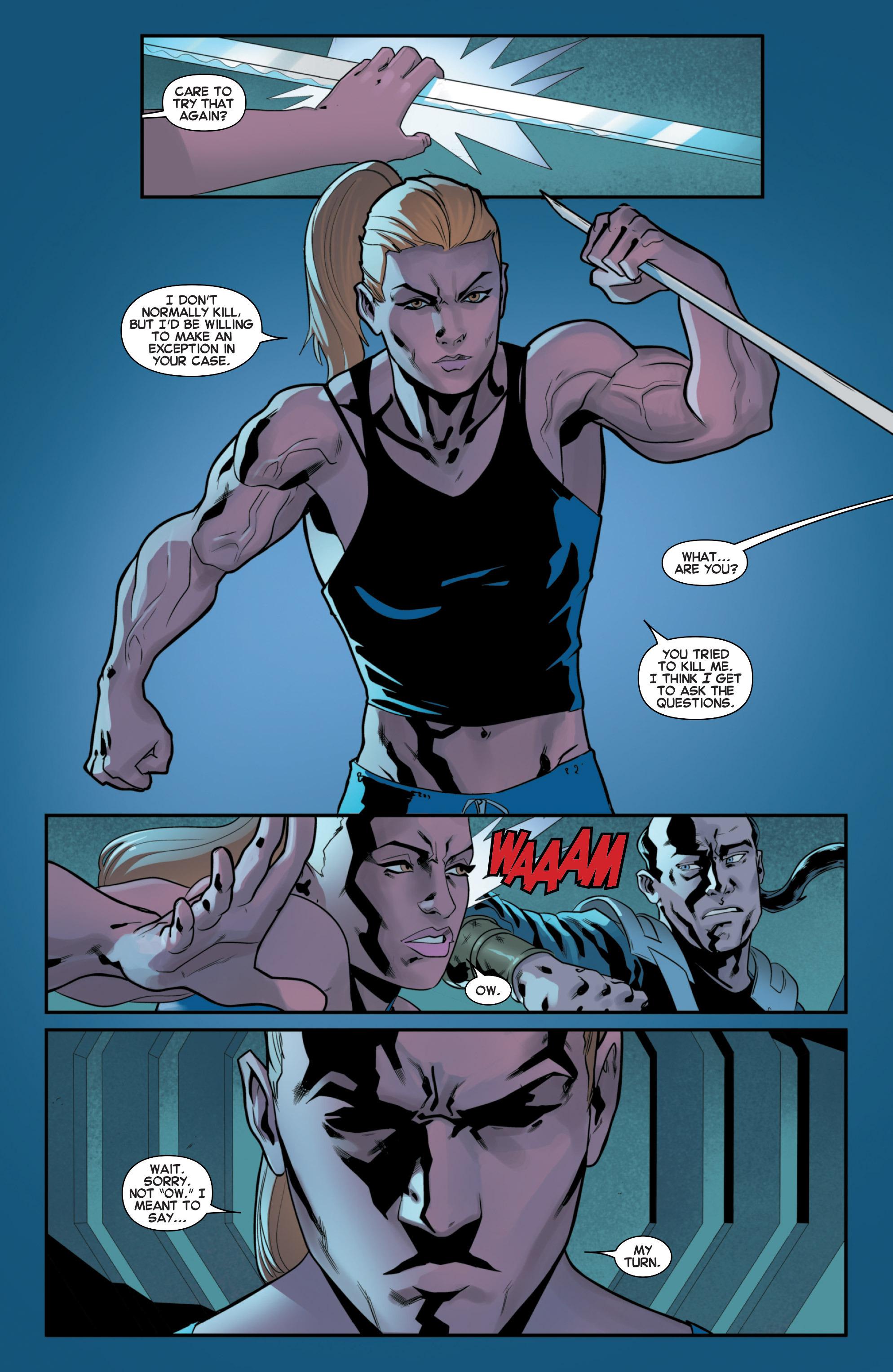 Read online Secret Wars 2099 comic -  Issue #2 - 5