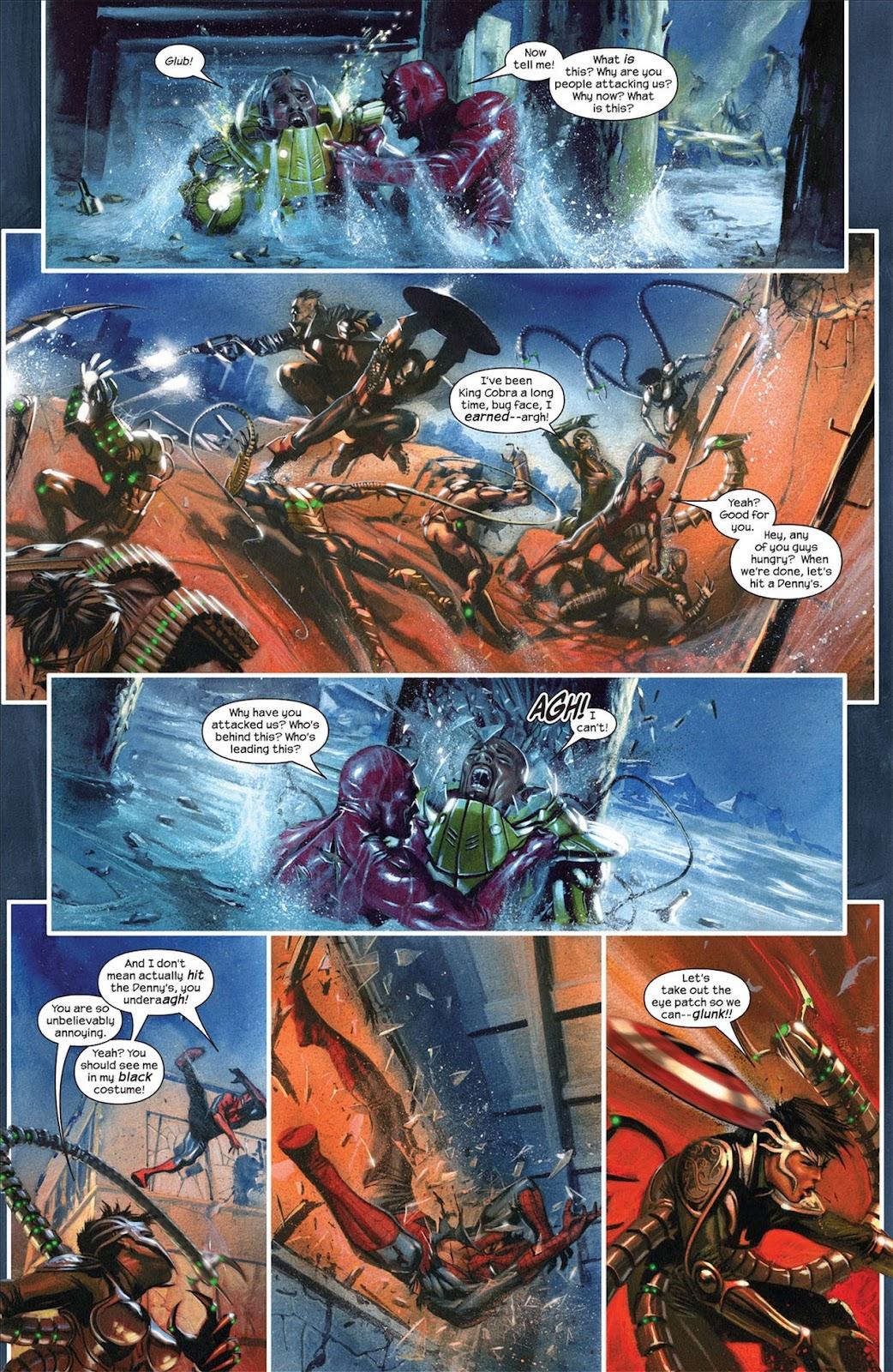 Read online Secret War comic -  Issue #4 - 9