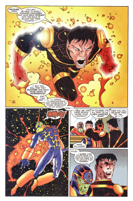 Read online Alpha Flight (1997) comic -  Issue #4 - 8