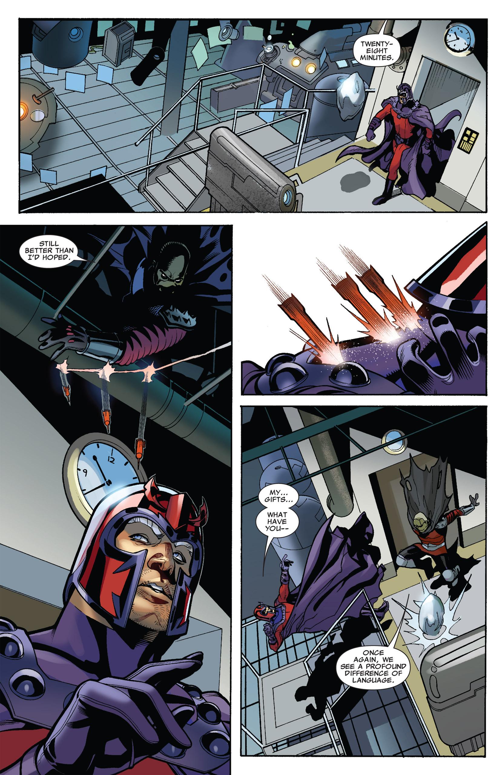 Read online Uncanny X-Men (1963) comic -  Issue #536 - 21