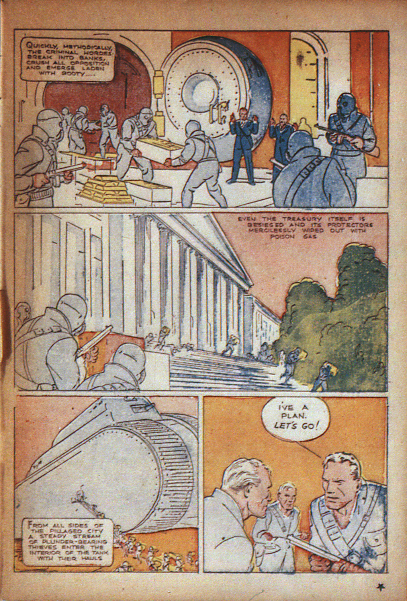 Read online Adventure Comics (1938) comic -  Issue #7 - 63