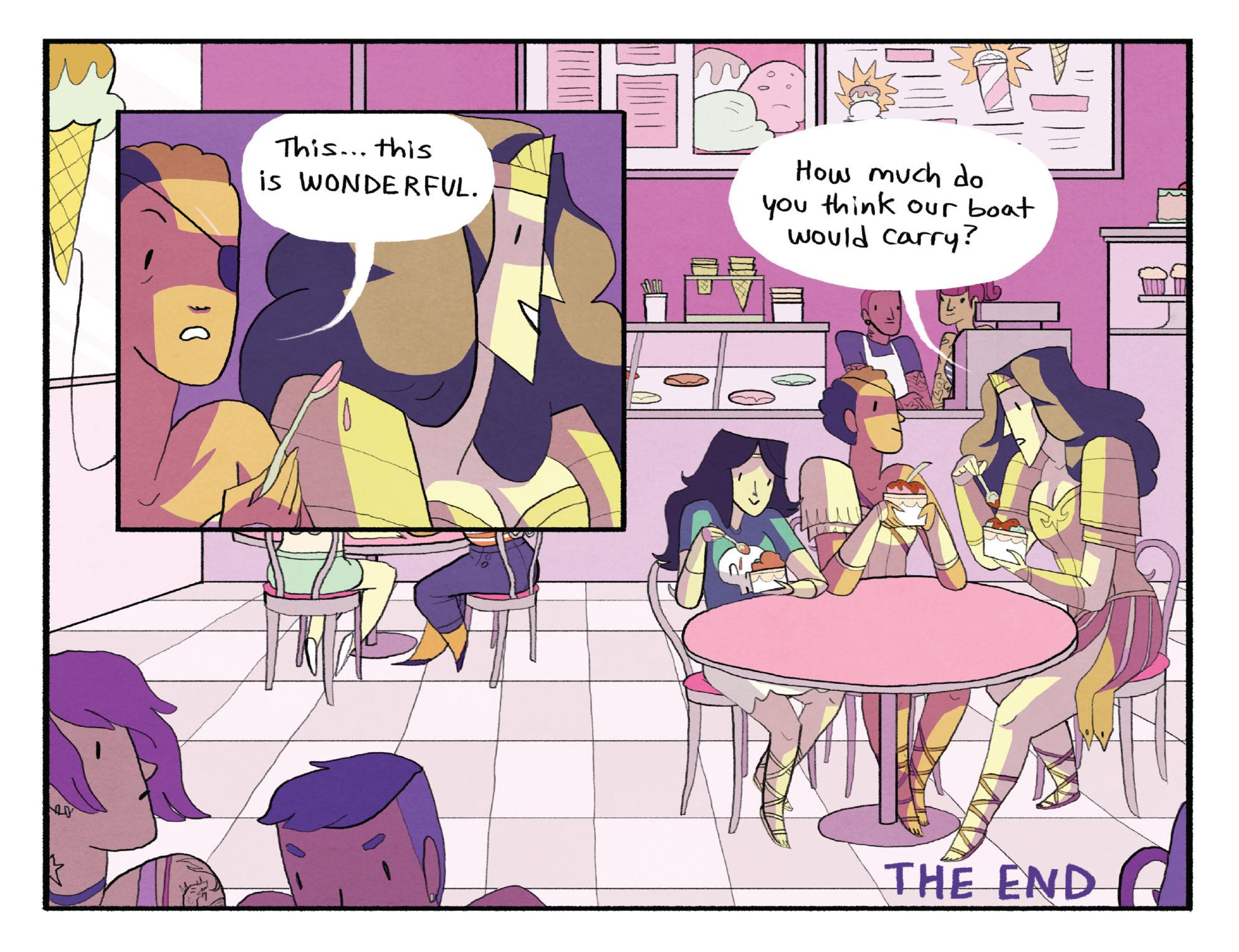 Read online Sensation Comics Featuring Wonder Woman comic -  Issue #24 - 22