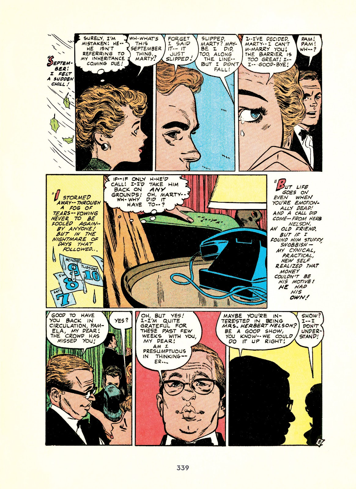 Read online Setting the Standard: Comics by Alex Toth 1952-1954 comic -  Issue # TPB (Part 4) - 40