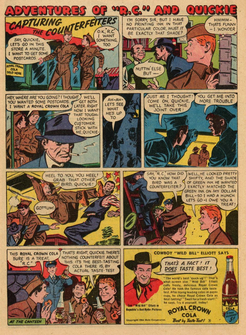Read online Sensation (Mystery) Comics comic -  Issue #36 - 16