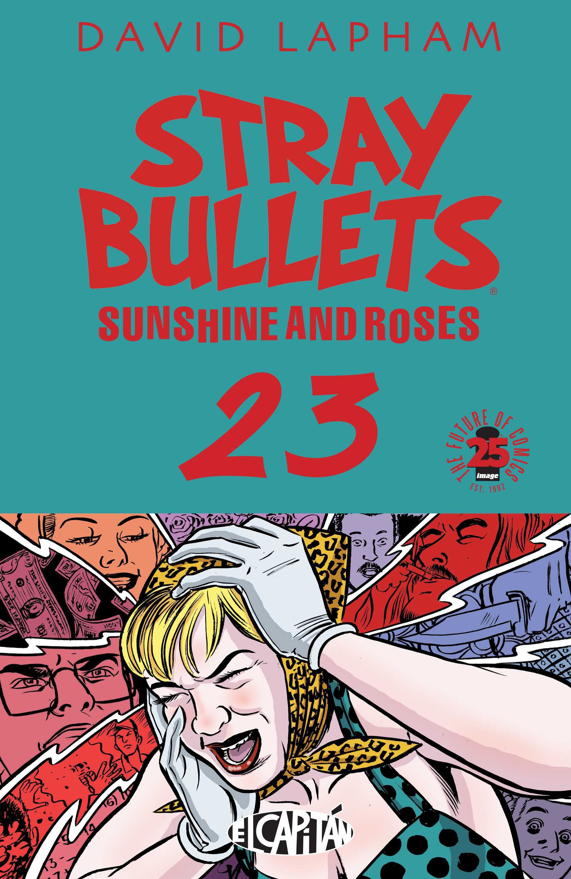 Read online Stray Bullets: Sunshine & Roses comic -  Issue #23 - 1