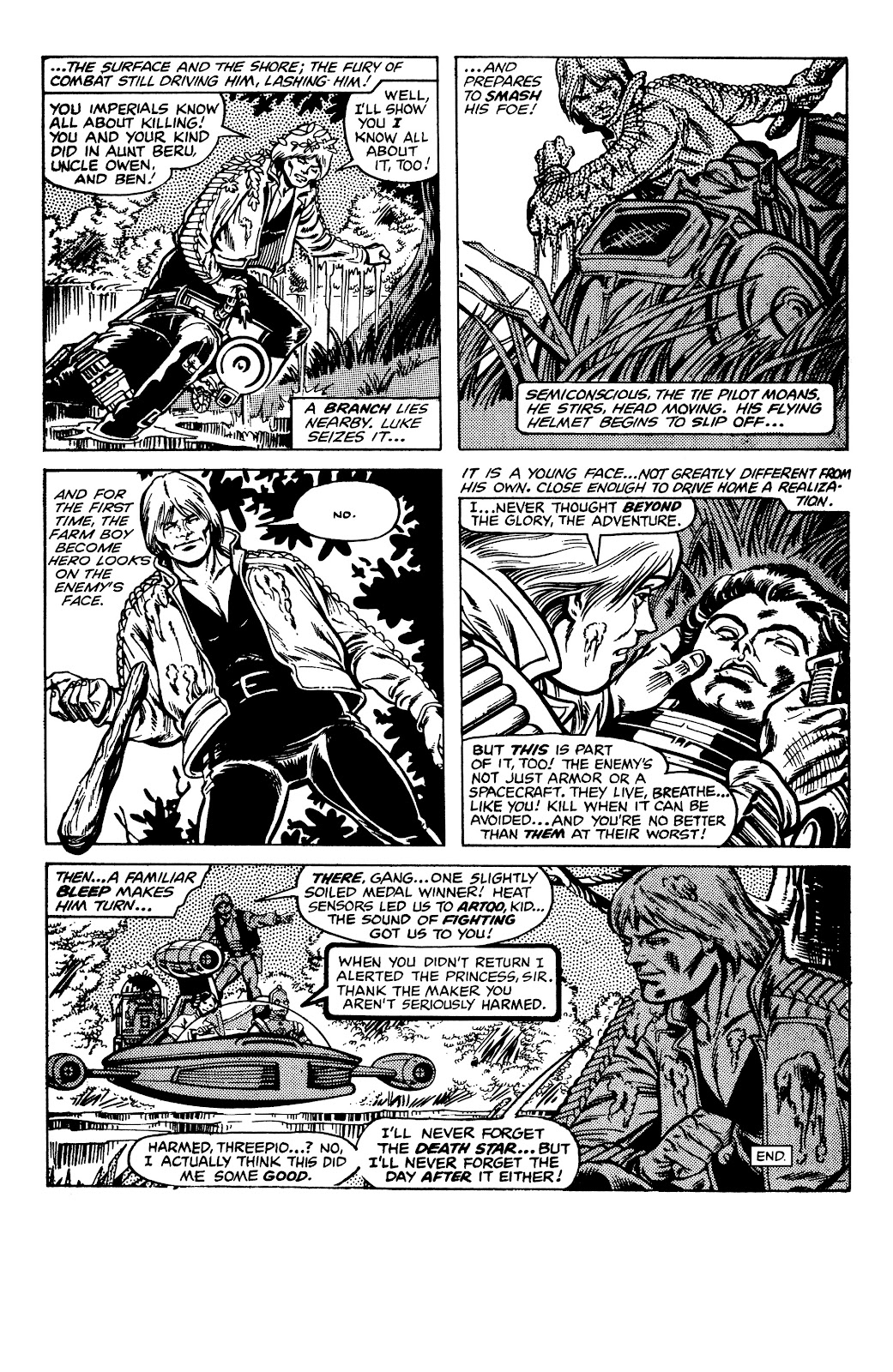 Read online Star Wars Legends: The Original Marvel Years - Epic Collection comic -  Issue # TPB 2 (Part 4) - 54