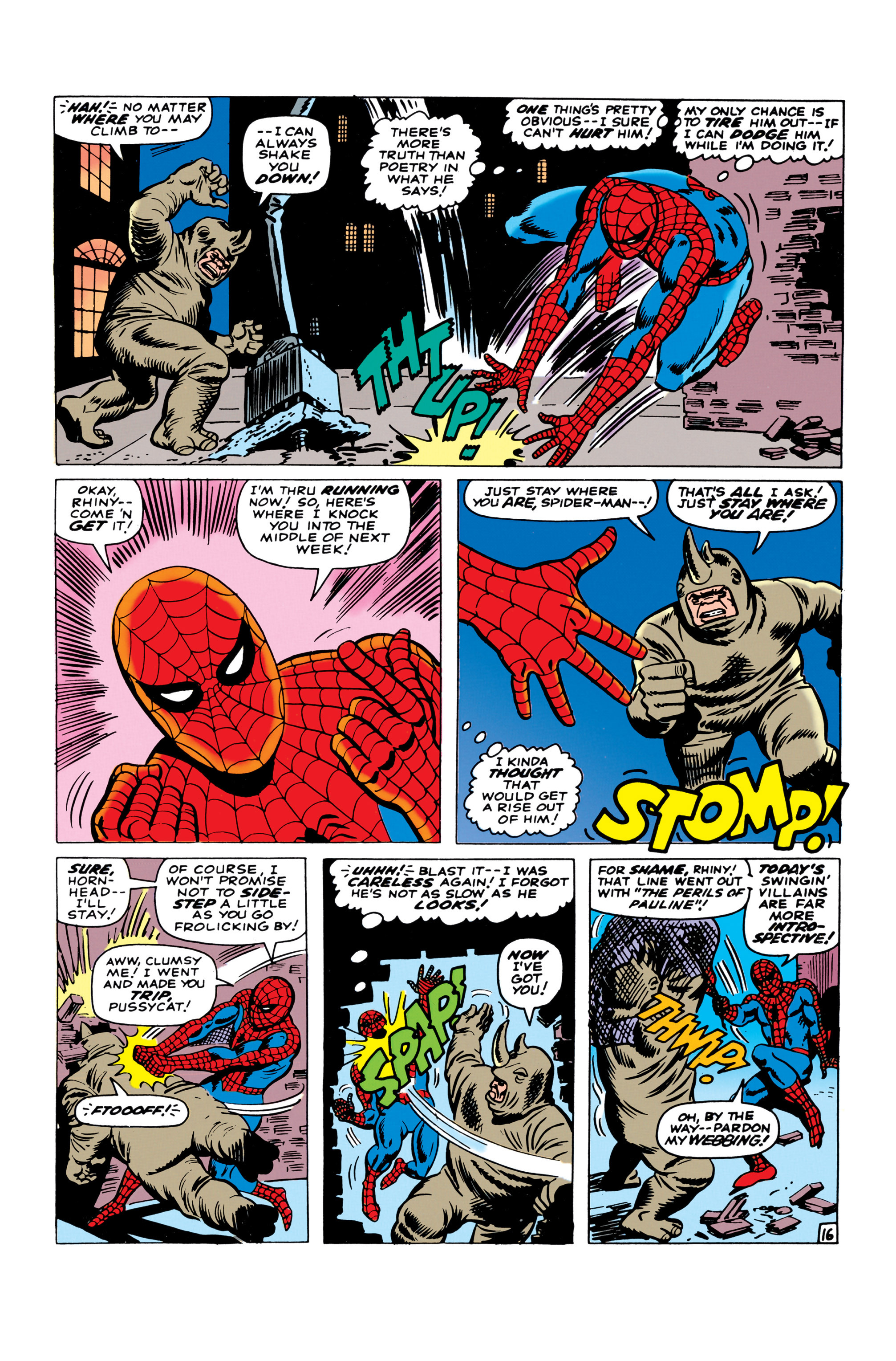 The Amazing Spider-Man (1963) 41 Page 16