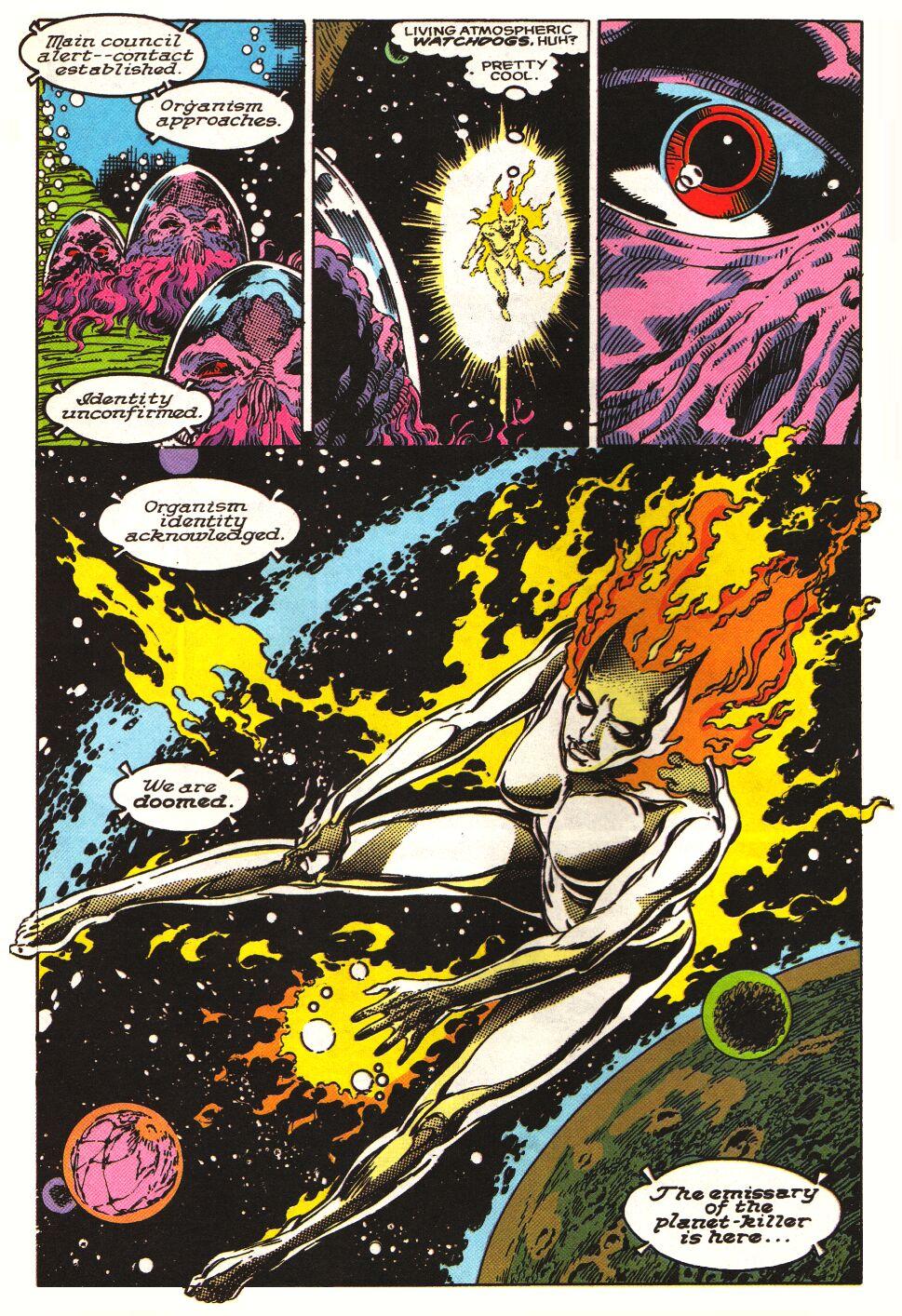 Read online Alpha Flight Special comic -  Issue #1 - 13
