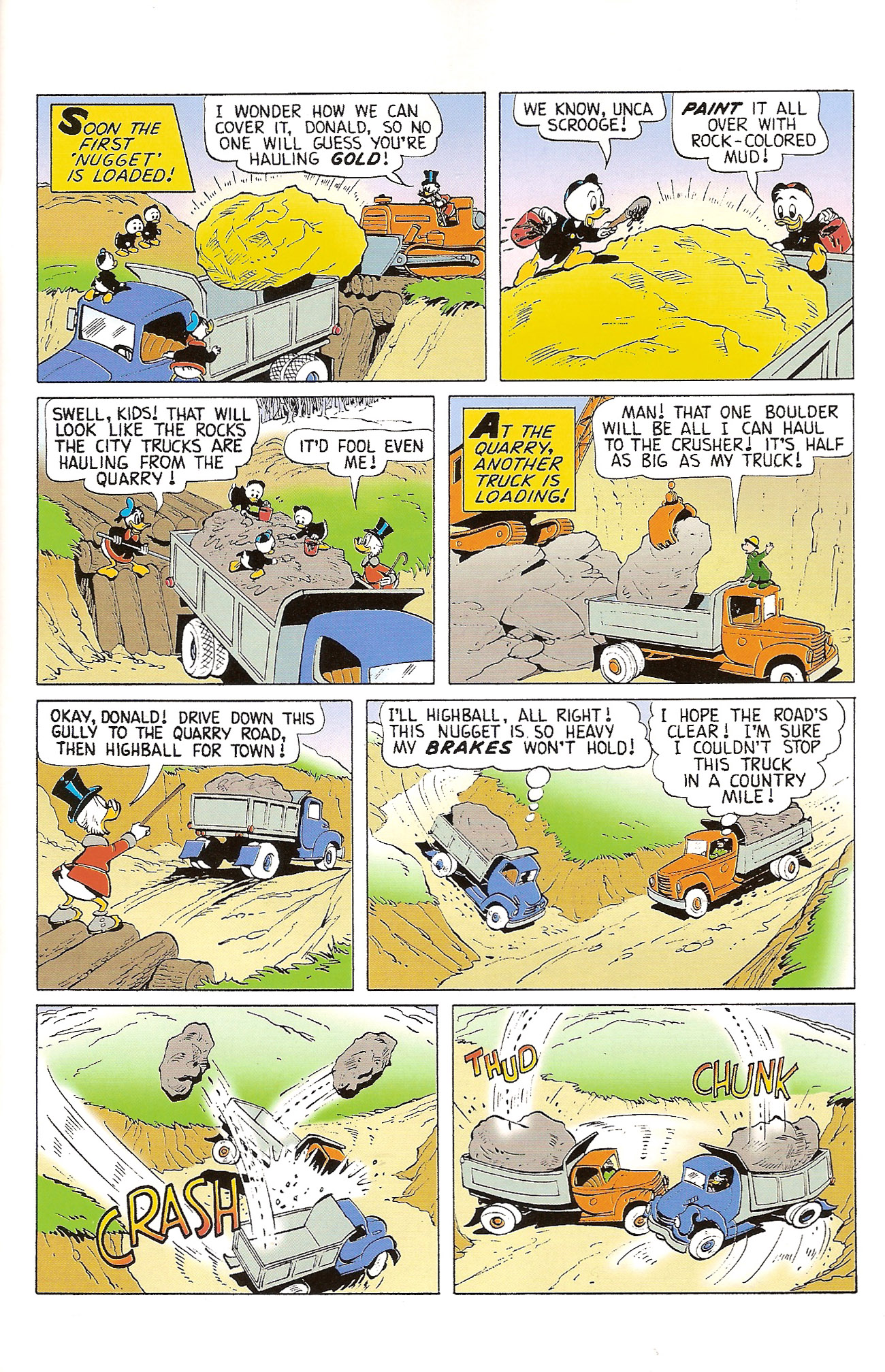 Read online Uncle Scrooge (1953) comic -  Issue #398 - 23