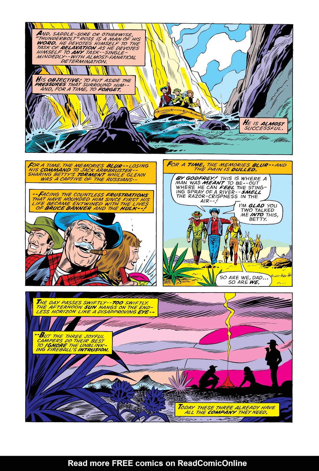 Read online Marvel Masterworks: The Incredible Hulk comic -  Issue # TPB 11 (Part 1) - 18