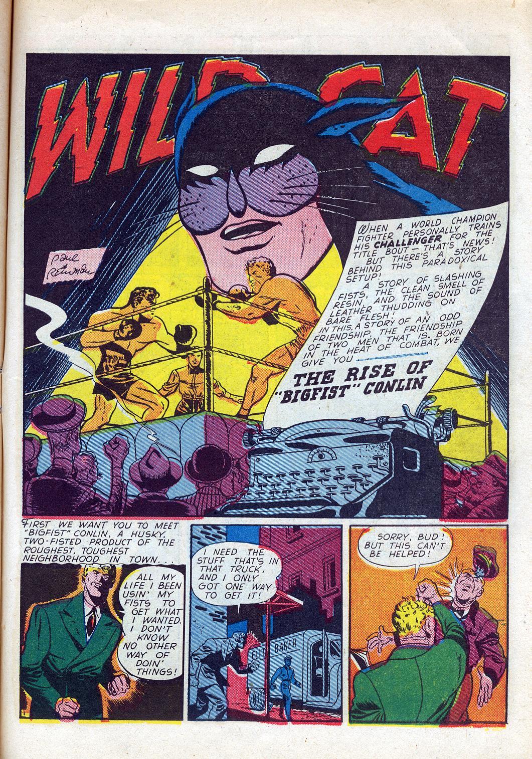 Read online Sensation (Mystery) Comics comic -  Issue #26 - 49