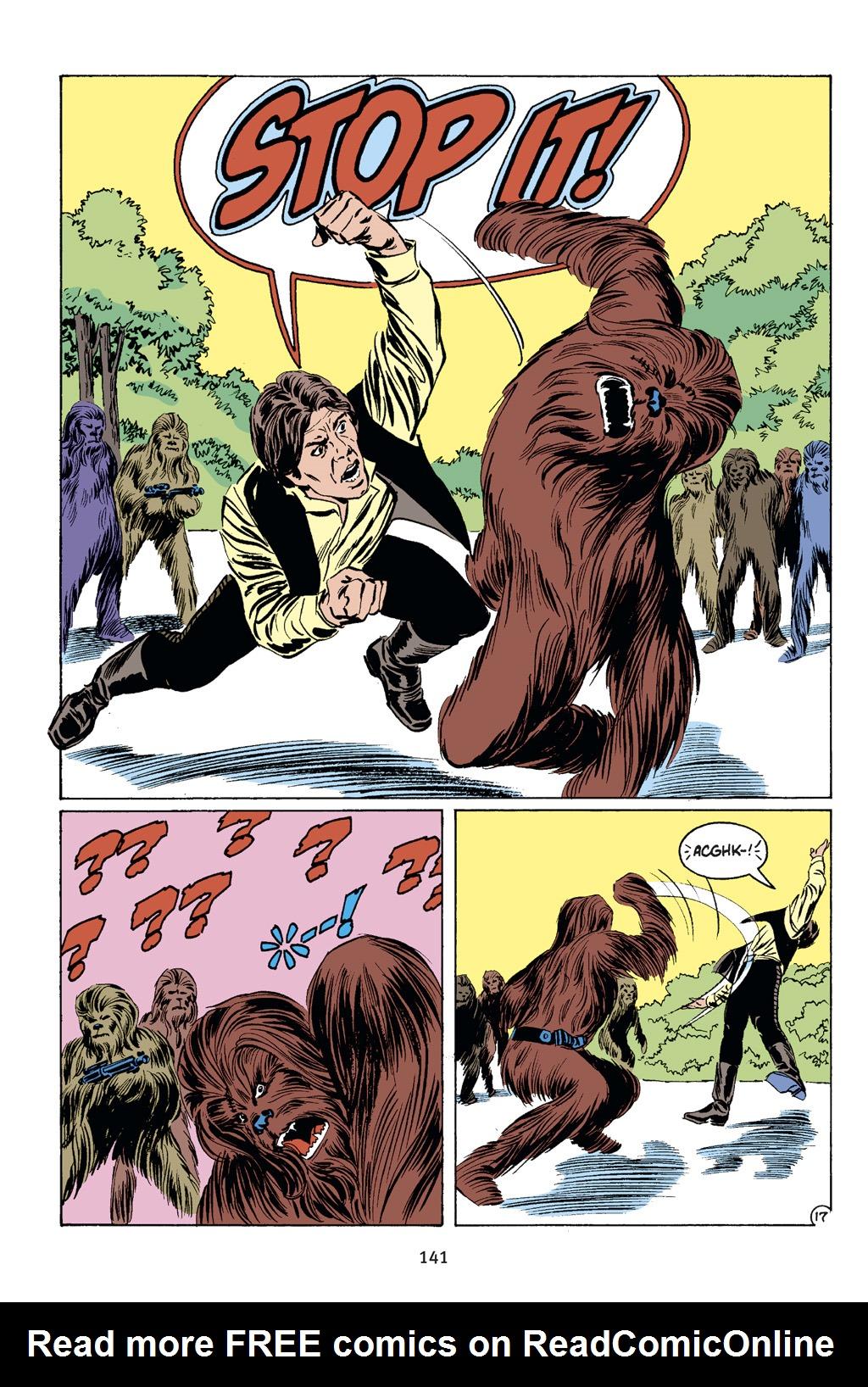 Read online Star Wars Omnibus comic -  Issue # Vol. 21 - 135