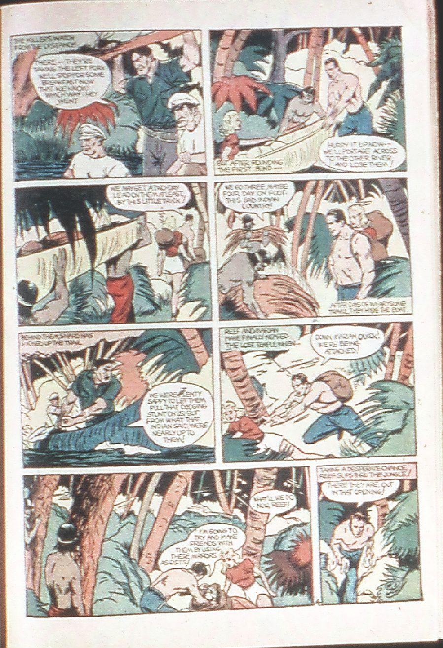 Read online Amazing Man Comics comic -  Issue #18 - 53