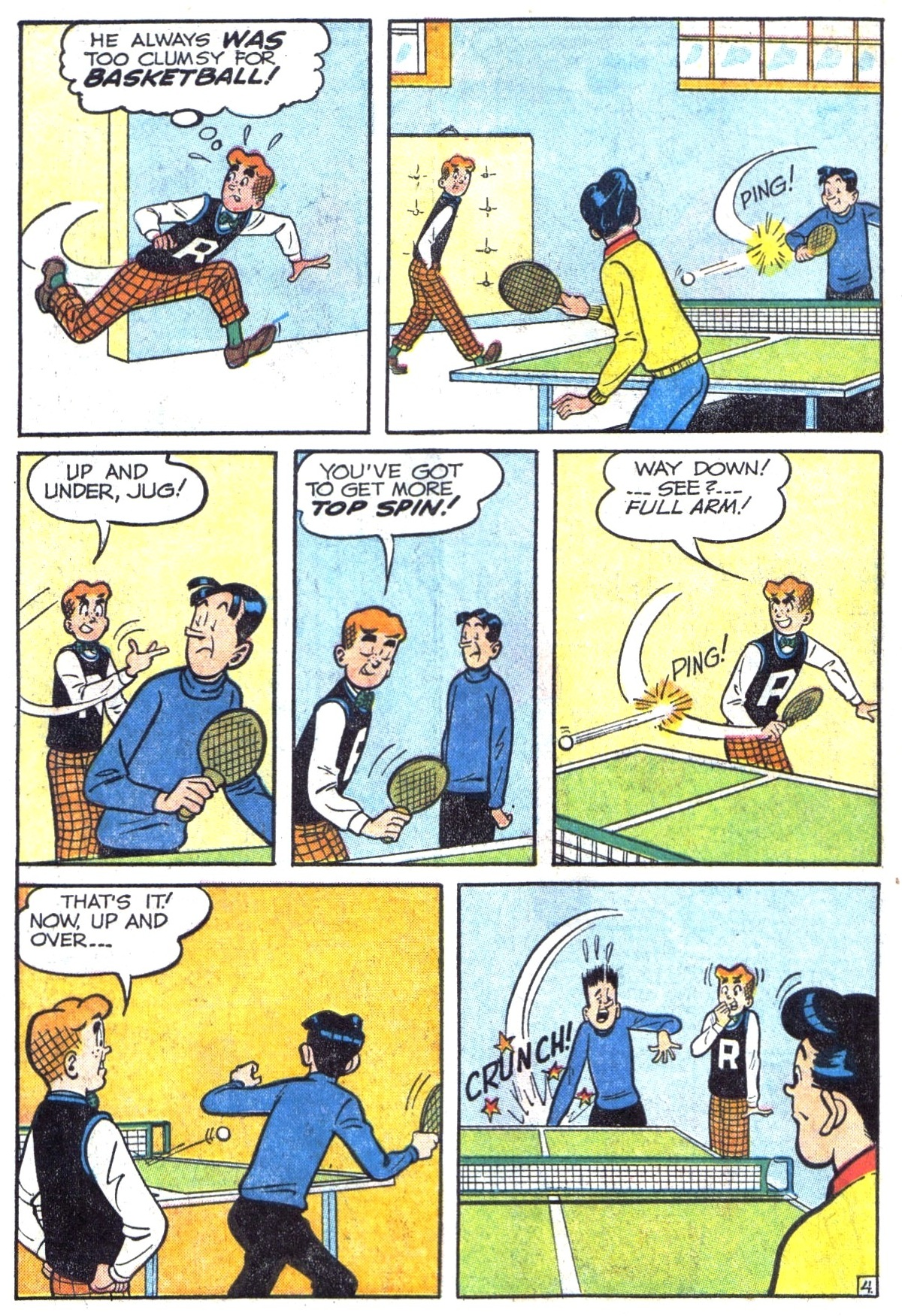 Read online Archie (1960) comic -  Issue #128 - 6