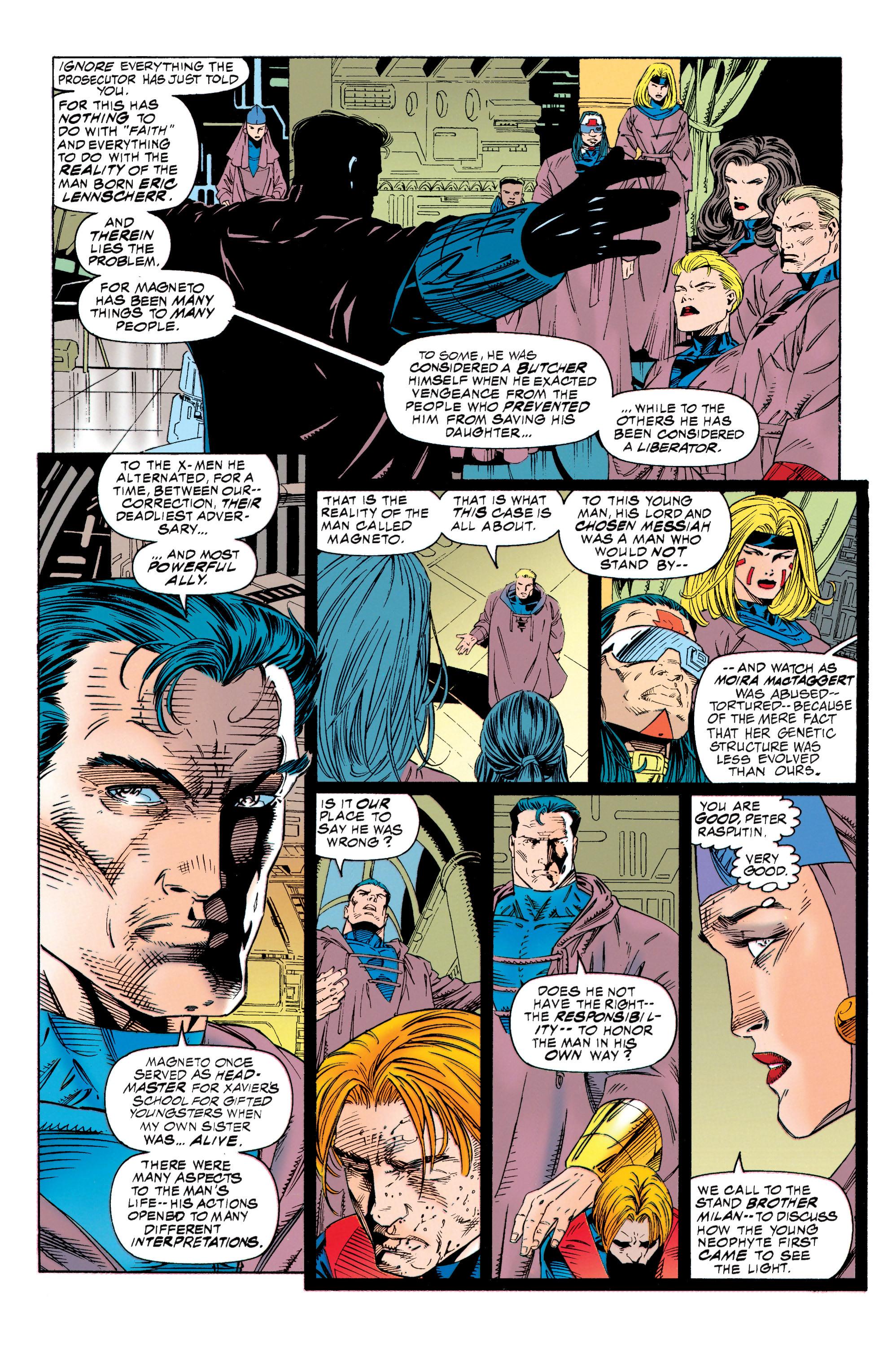 Read online Uncanny X-Men (1963) comic -  Issue #315 - 12