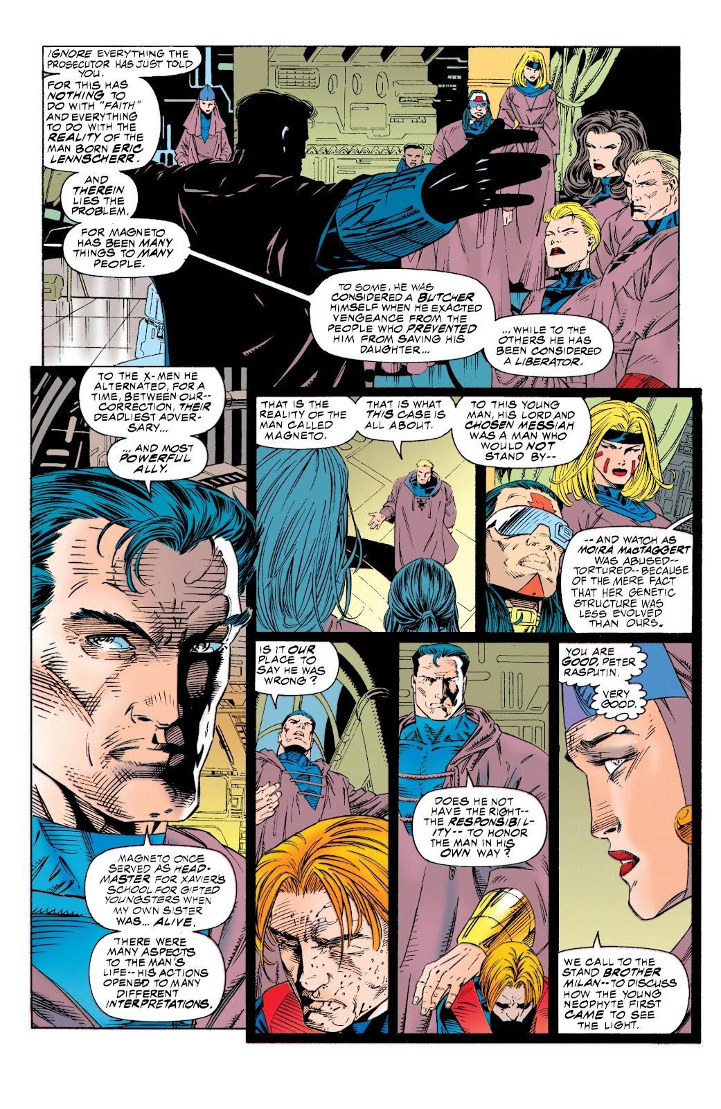 Uncanny X-Men (1963) issue 315 - Page 12