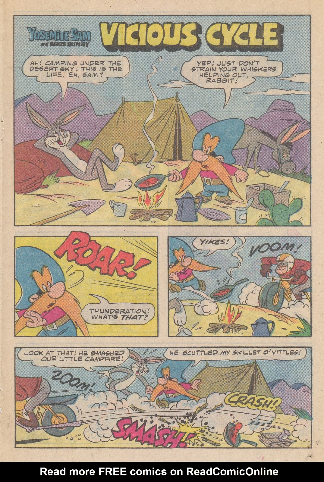 Yosemite Sam and Bugs Bunny issue 81 - Page 15