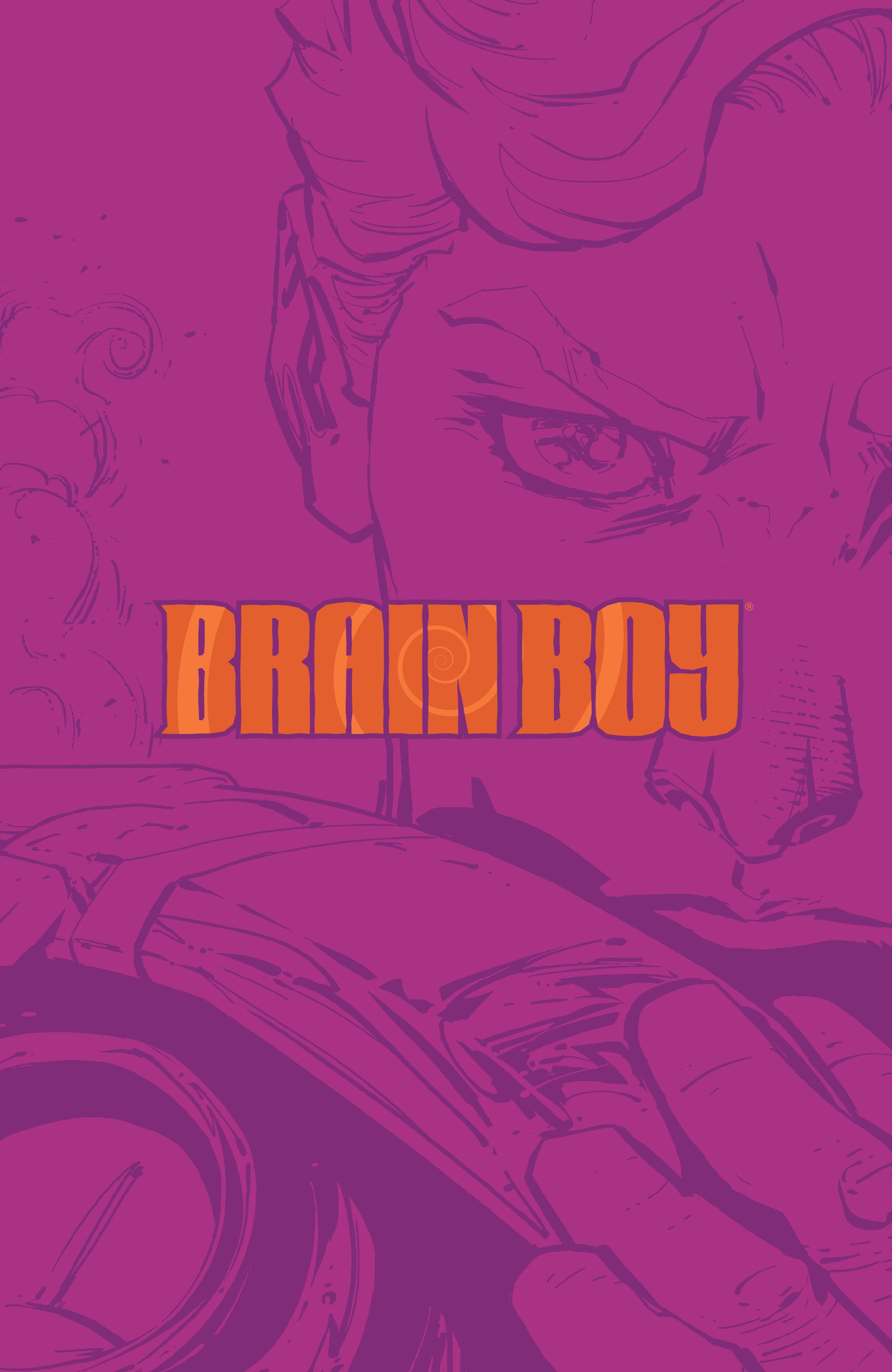 Read online Brain Boy:  The Men from G.E.S.T.A.L.T. comic -  Issue # TPB - 3