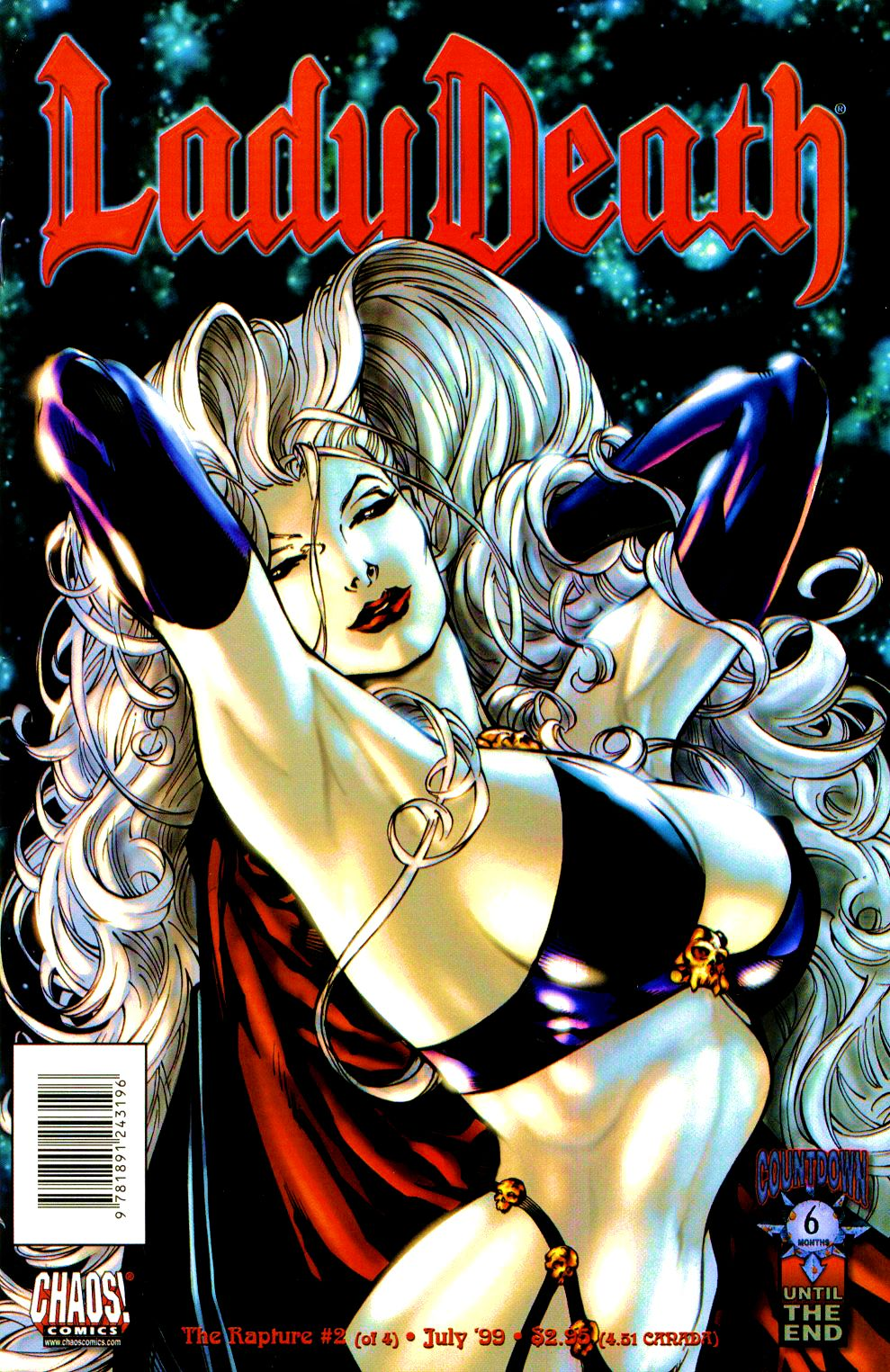 Lady Death: The Rapture 2 Page 1