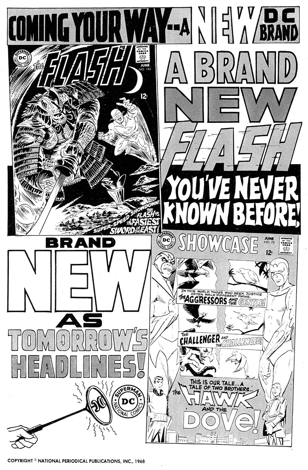 Secret Six (1968) issue 2 - Page 2