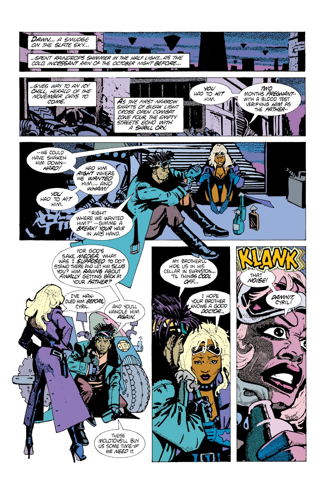 American Flagg! issue Definitive Collection (Part 1) - Page 92