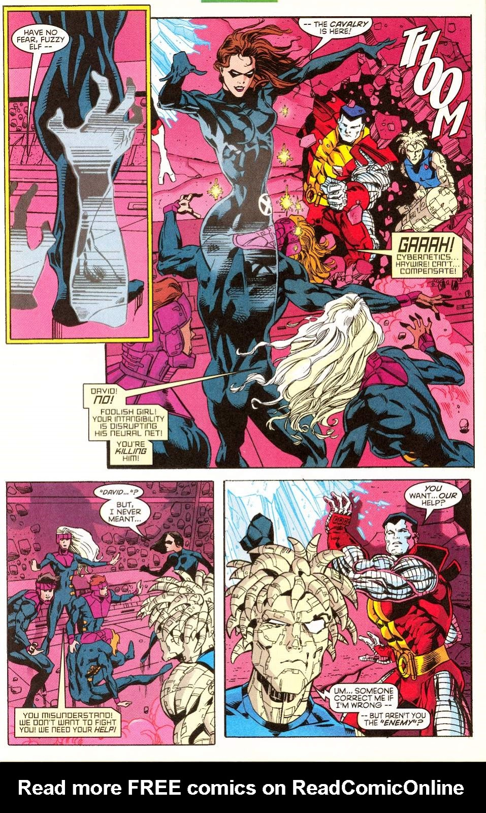 Excalibur (1988) issue 122 - Page 17