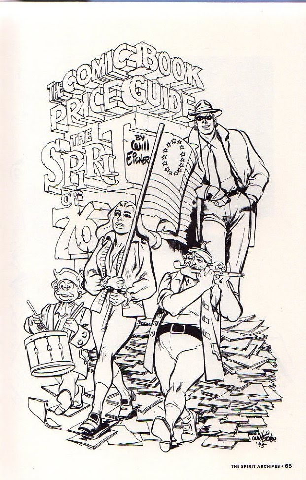 Read online Will Eisner's The Spirit Archives comic -  Issue # TPB 26 (Part 1) - 72