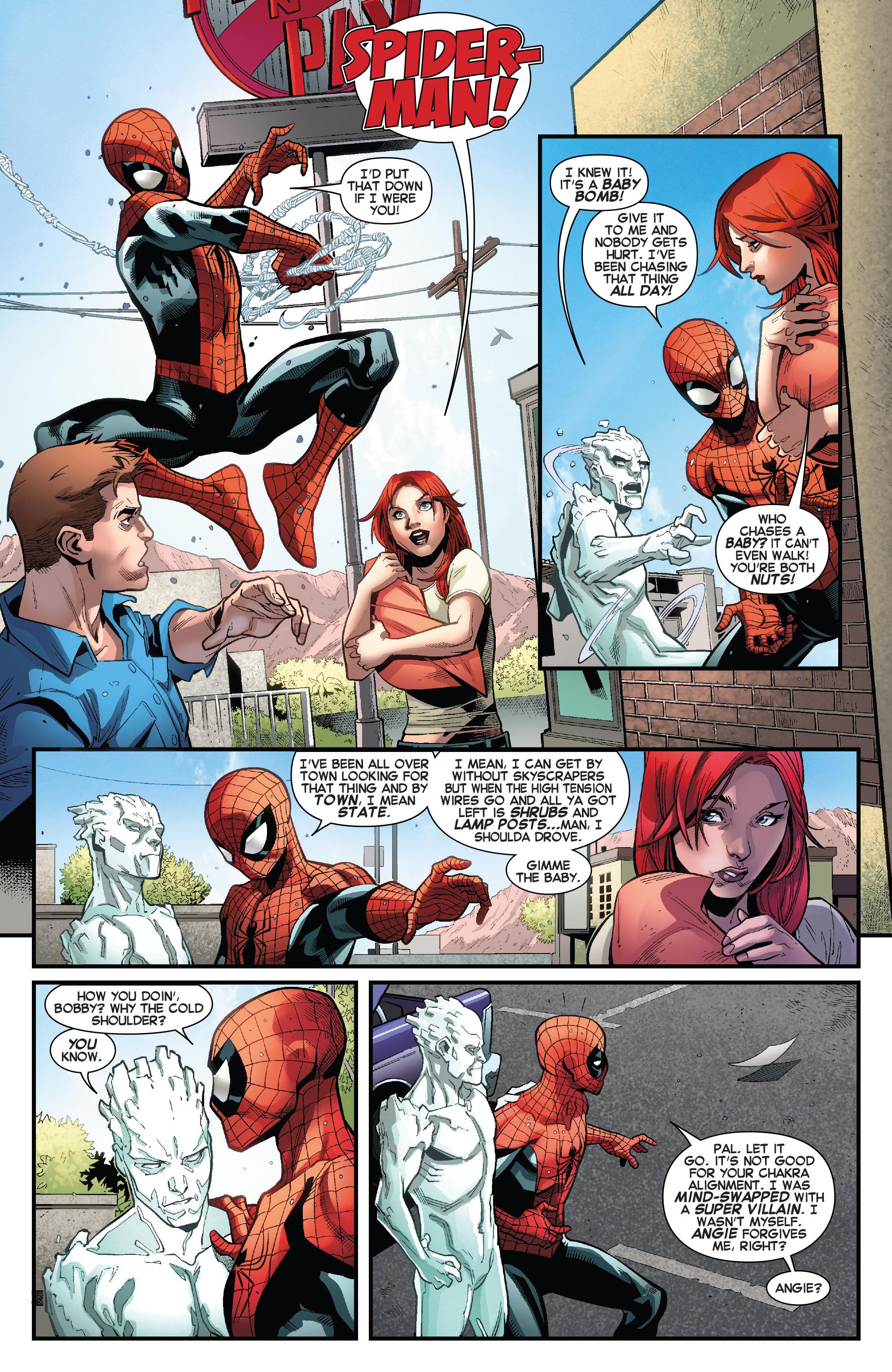 Read online Amazing X-Men (2014) comic -  Issue #7 - 7
