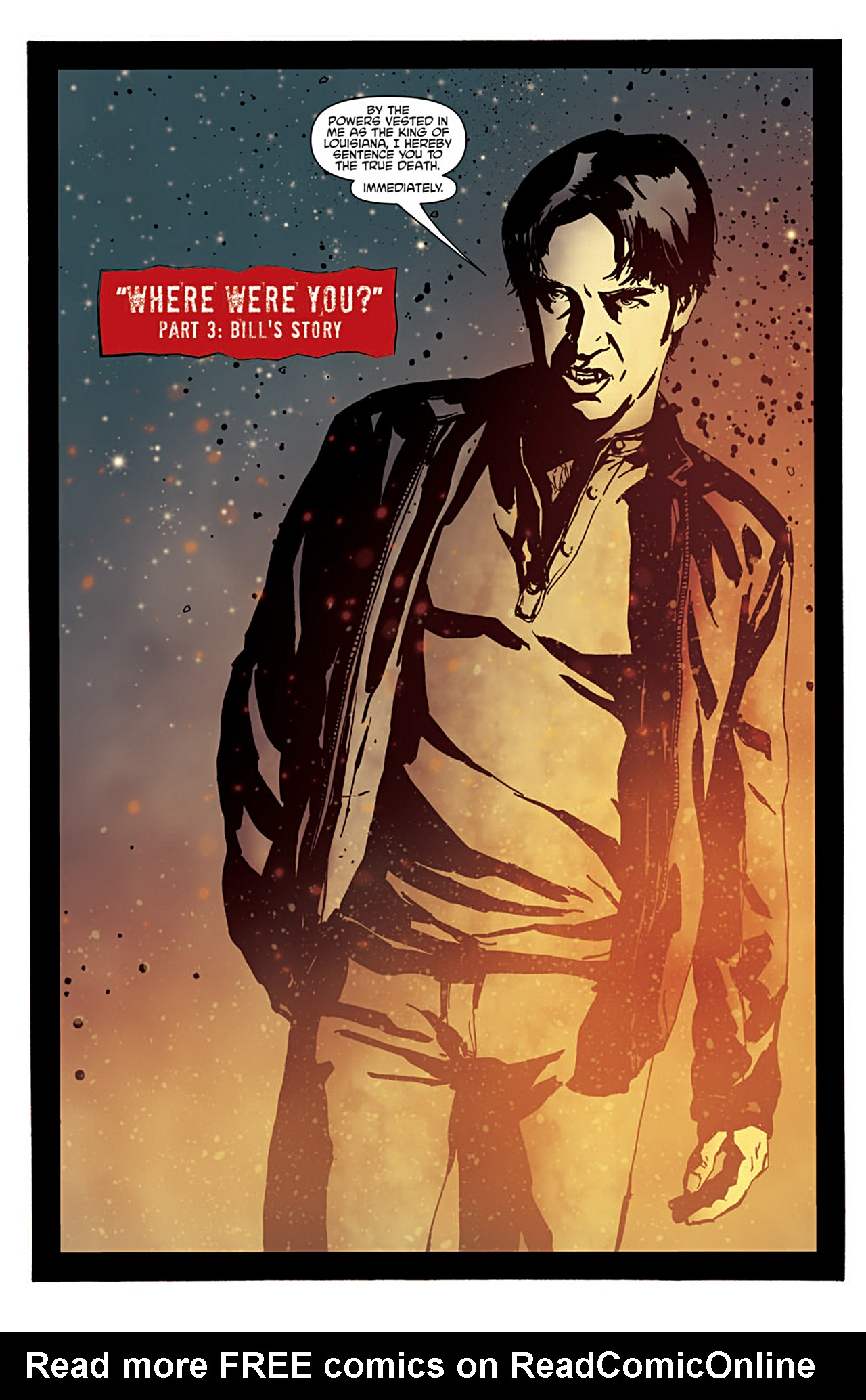 Read online True Blood (2012) comic -  Issue #3 - 5