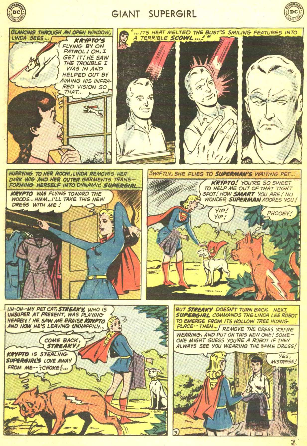 Read online Action Comics (1938) comic -  Issue #373 - 4