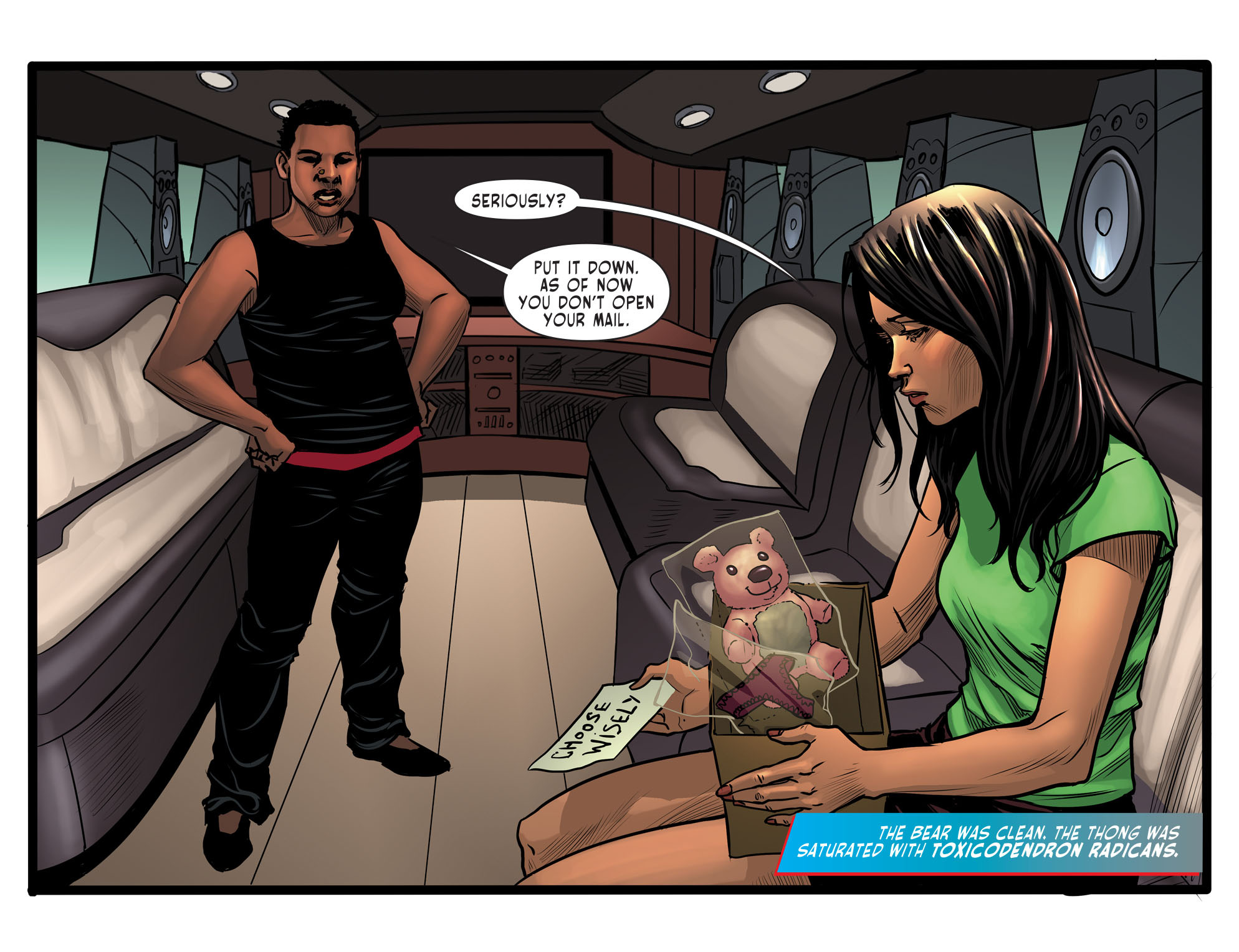 Read online Sensation Comics Featuring Wonder Woman comic -  Issue #29 - 15