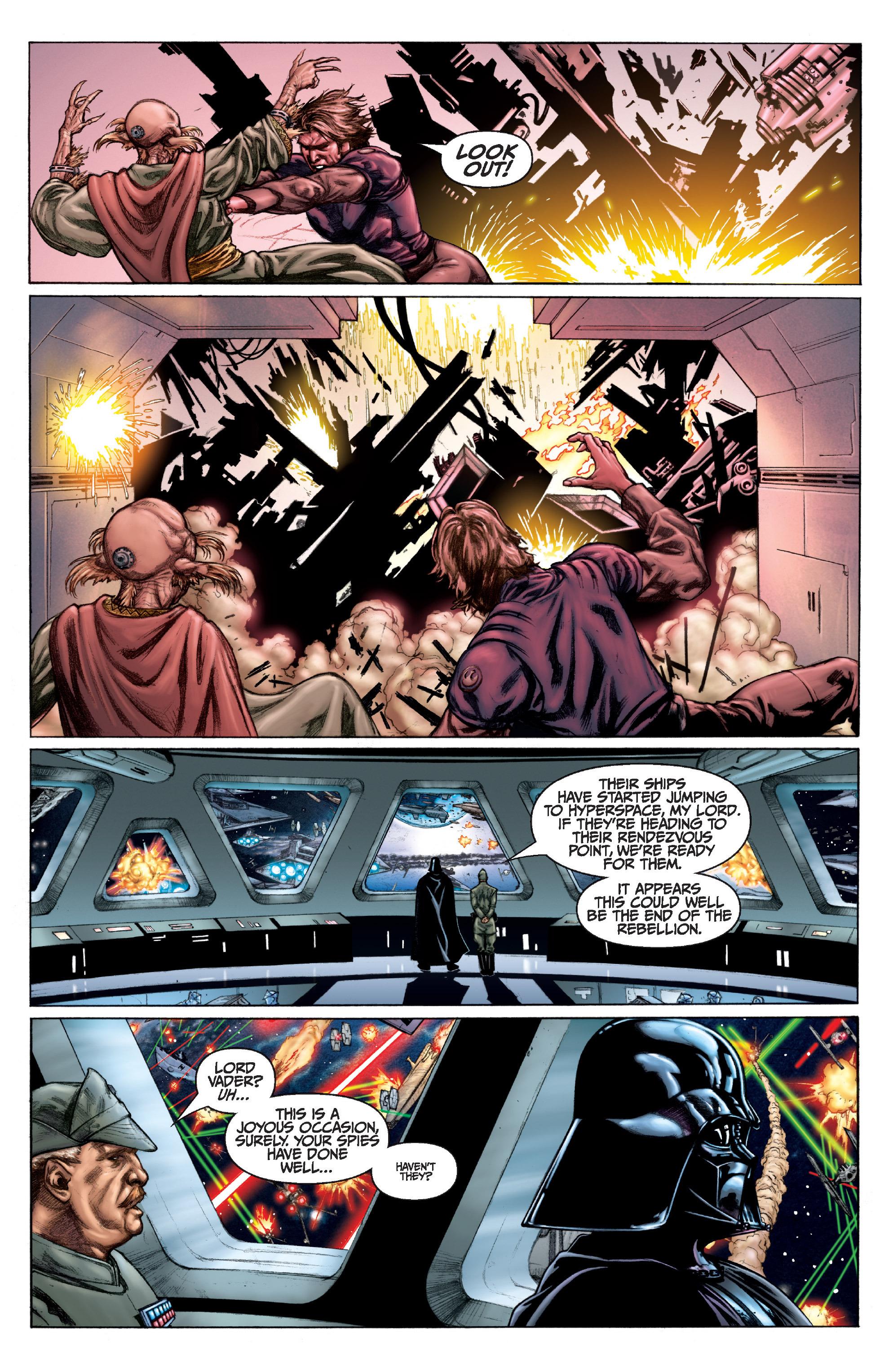Read online Star Wars Omnibus comic -  Issue # Vol. 22 - 417