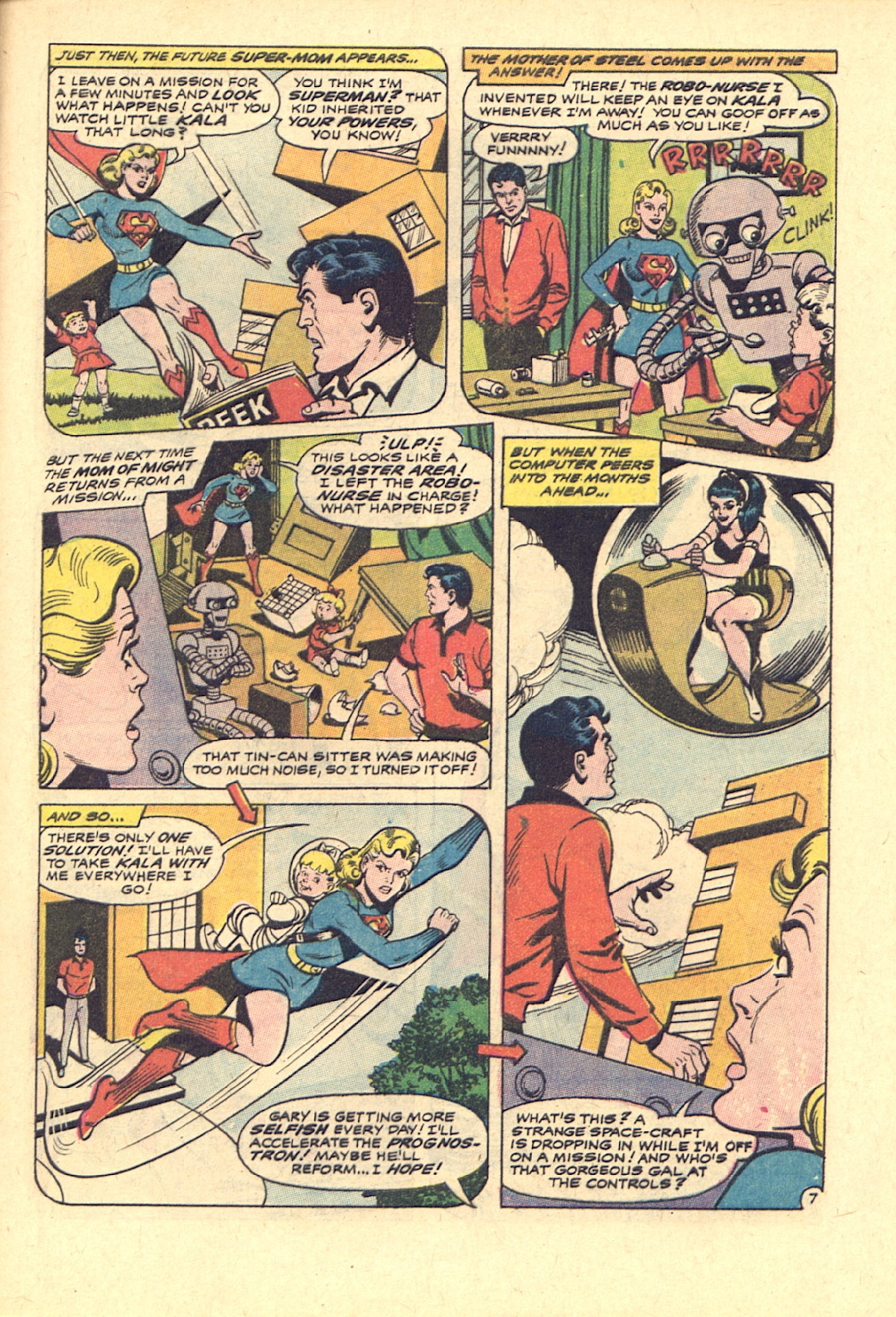 Read online Action Comics (1938) comic -  Issue #370 - 21