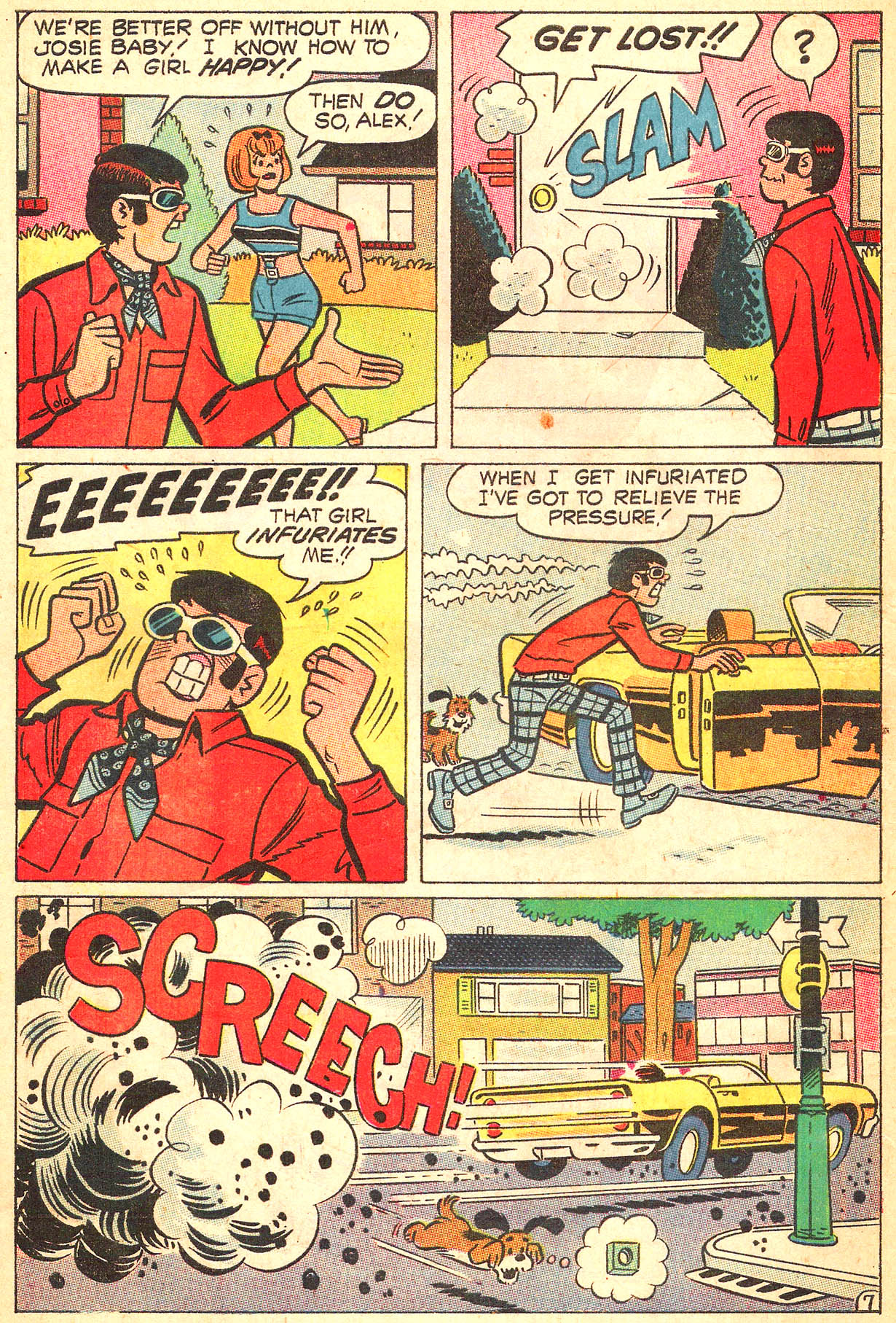 Read online She's Josie comic -  Issue #42 - 10