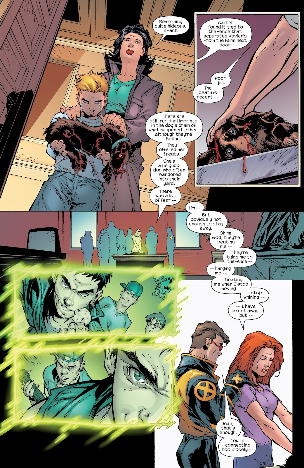 Read online X-Men: Unstoppable comic -  Issue # TPB (Part 2) - 79