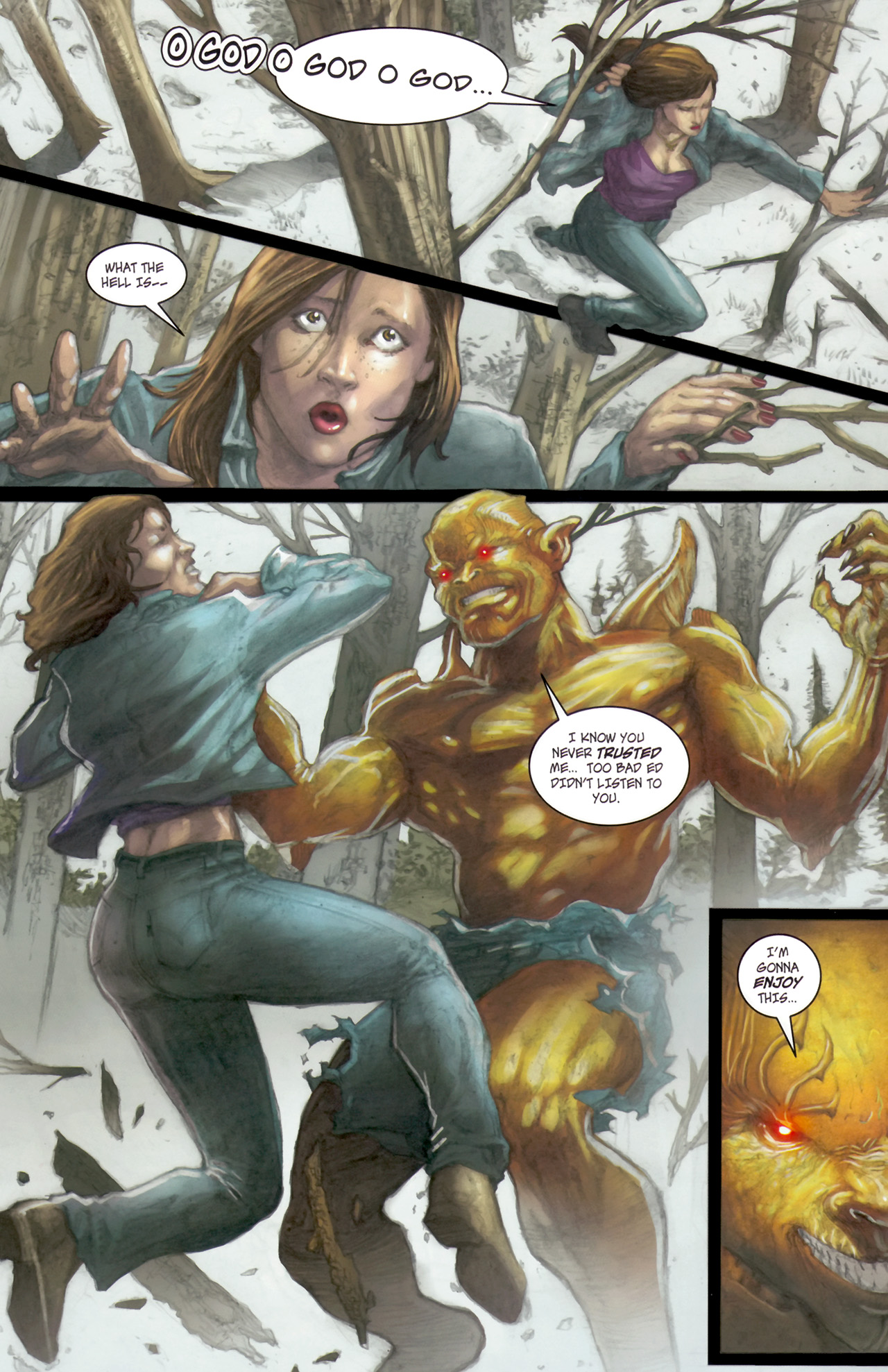 Read online Phoenix comic -  Issue #6 - 8