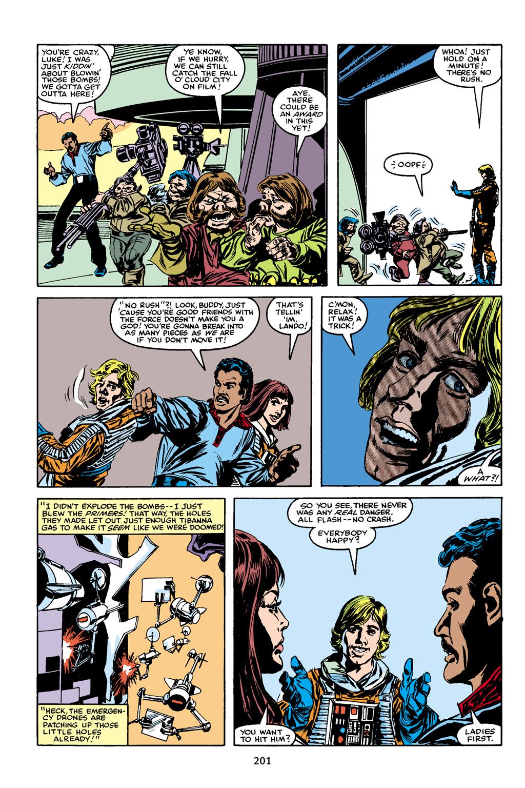 Read online Star Wars Omnibus comic -  Issue # Vol. 16 - 199