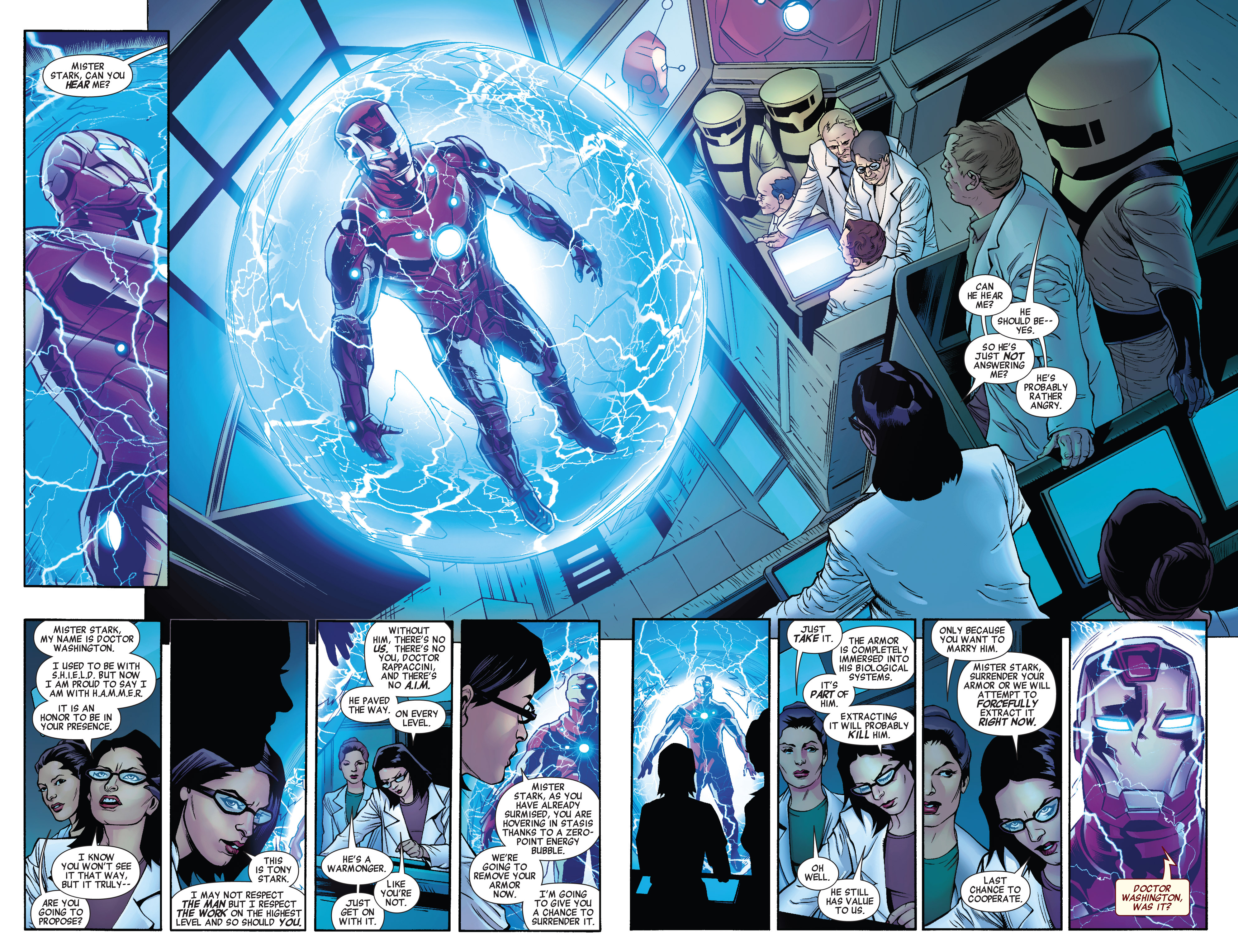 Read online Avengers (2010) comic -  Issue #22 - 9