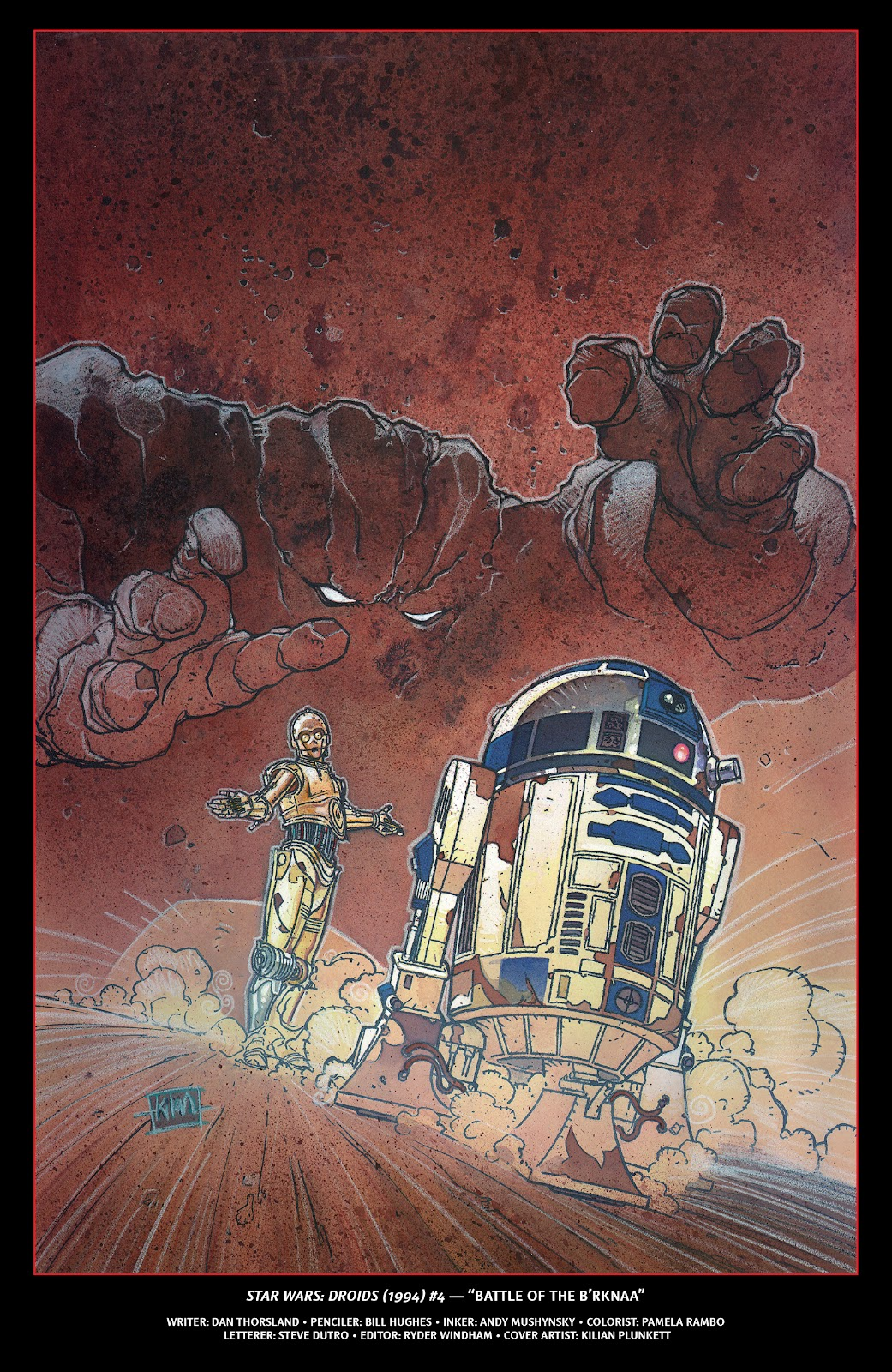 Read online Star Wars Legends Epic Collection: The Empire comic -  Issue # TPB 5 (Part 2) - 6