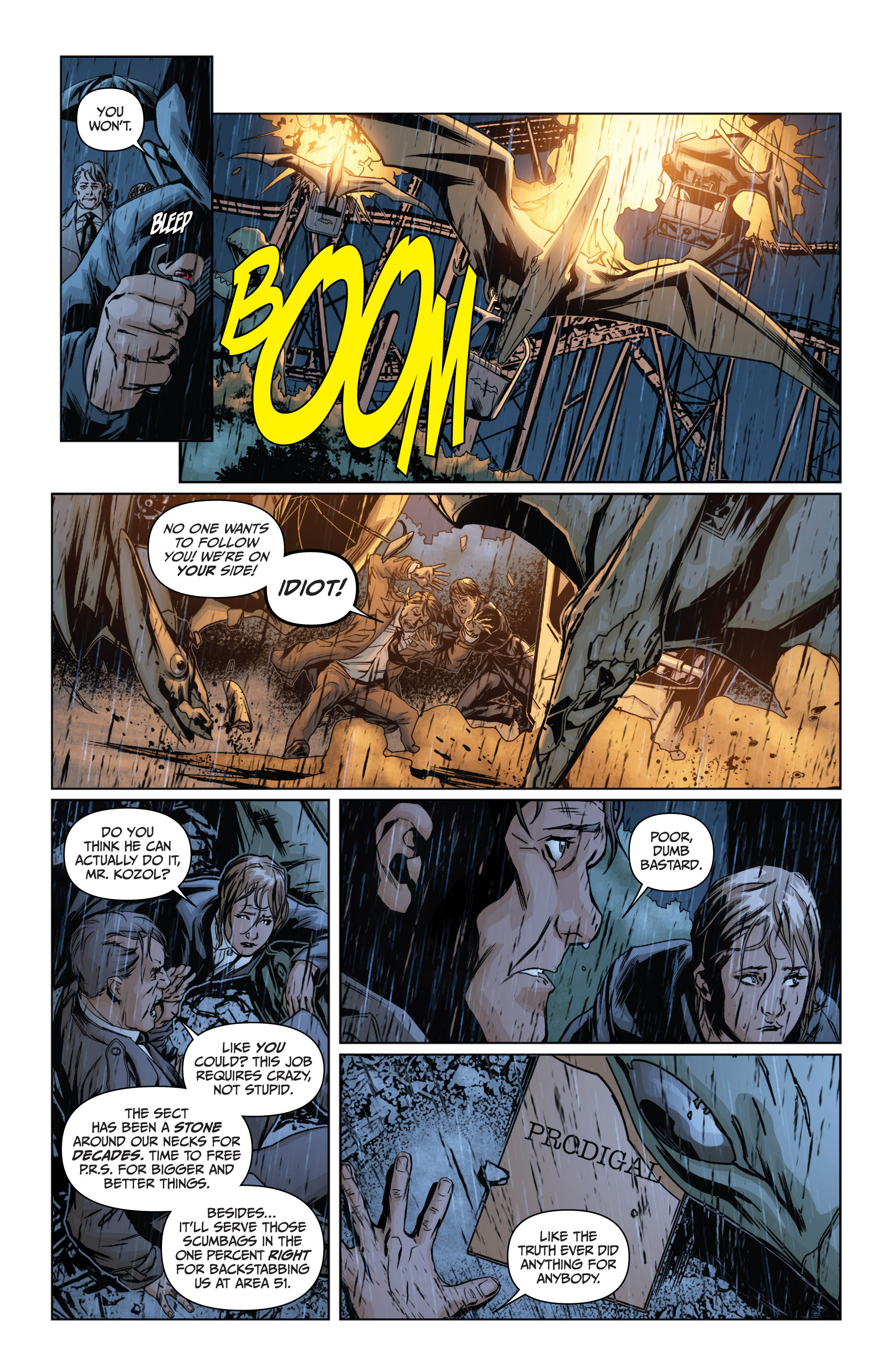 Read online Archer and Armstrong comic -  Issue #Archer and Armstrong _TPB 4 - 23