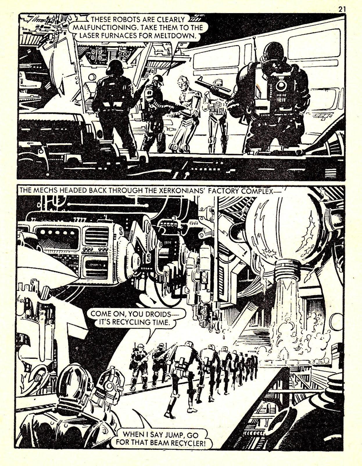 Starblazer issue 140 - Page 21