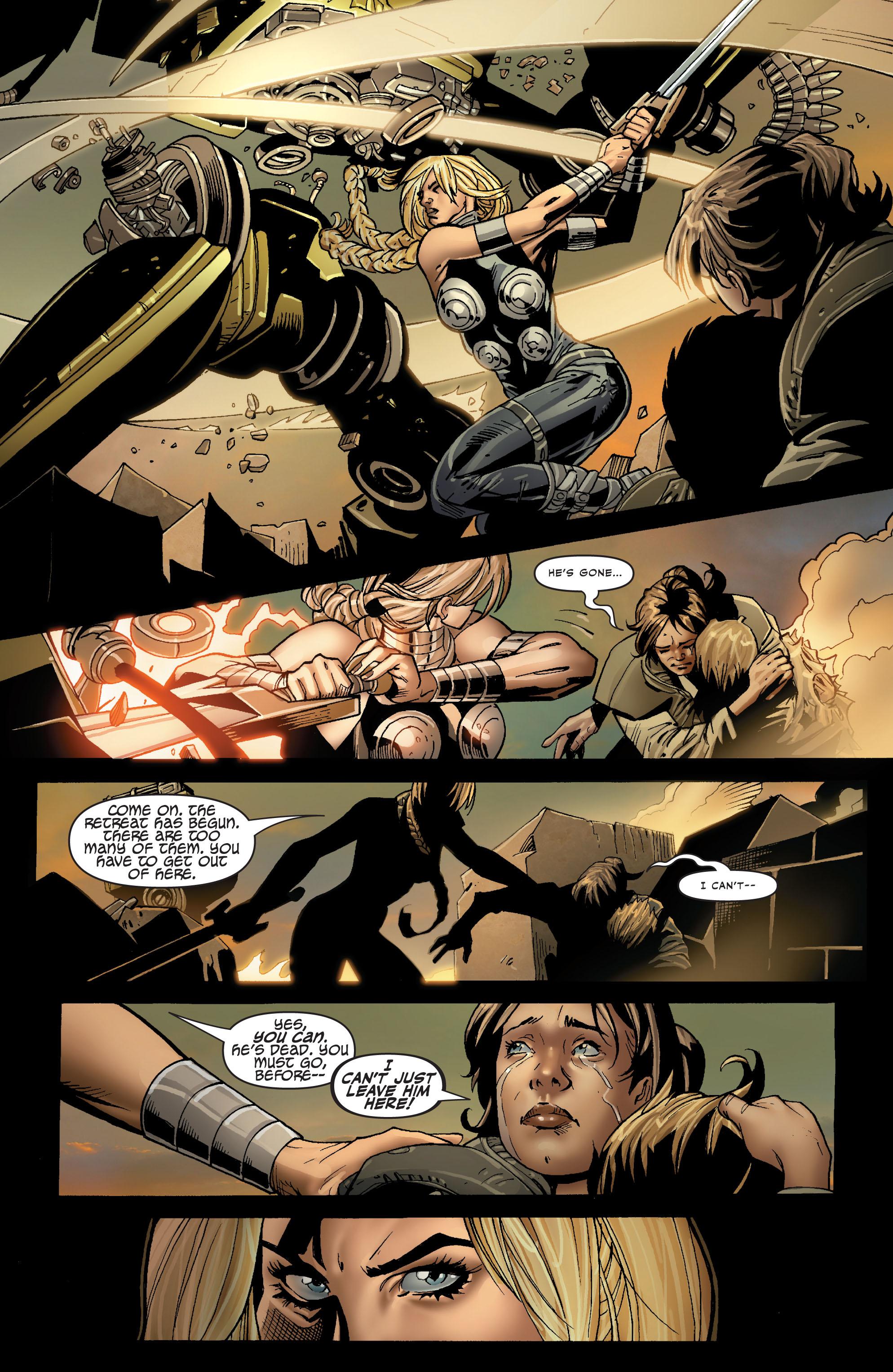 Read online Secret Avengers (2010) comic -  Issue #14 - 18