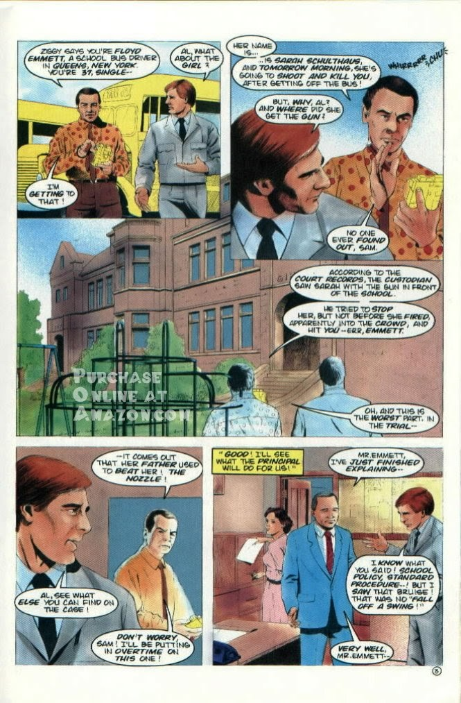 Read online Quantum Leap comic -  Issue #7 - 19