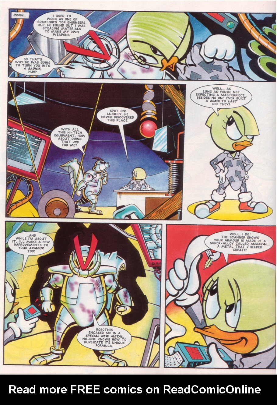 Read online Sonic the Comic comic -  Issue #64 - 25