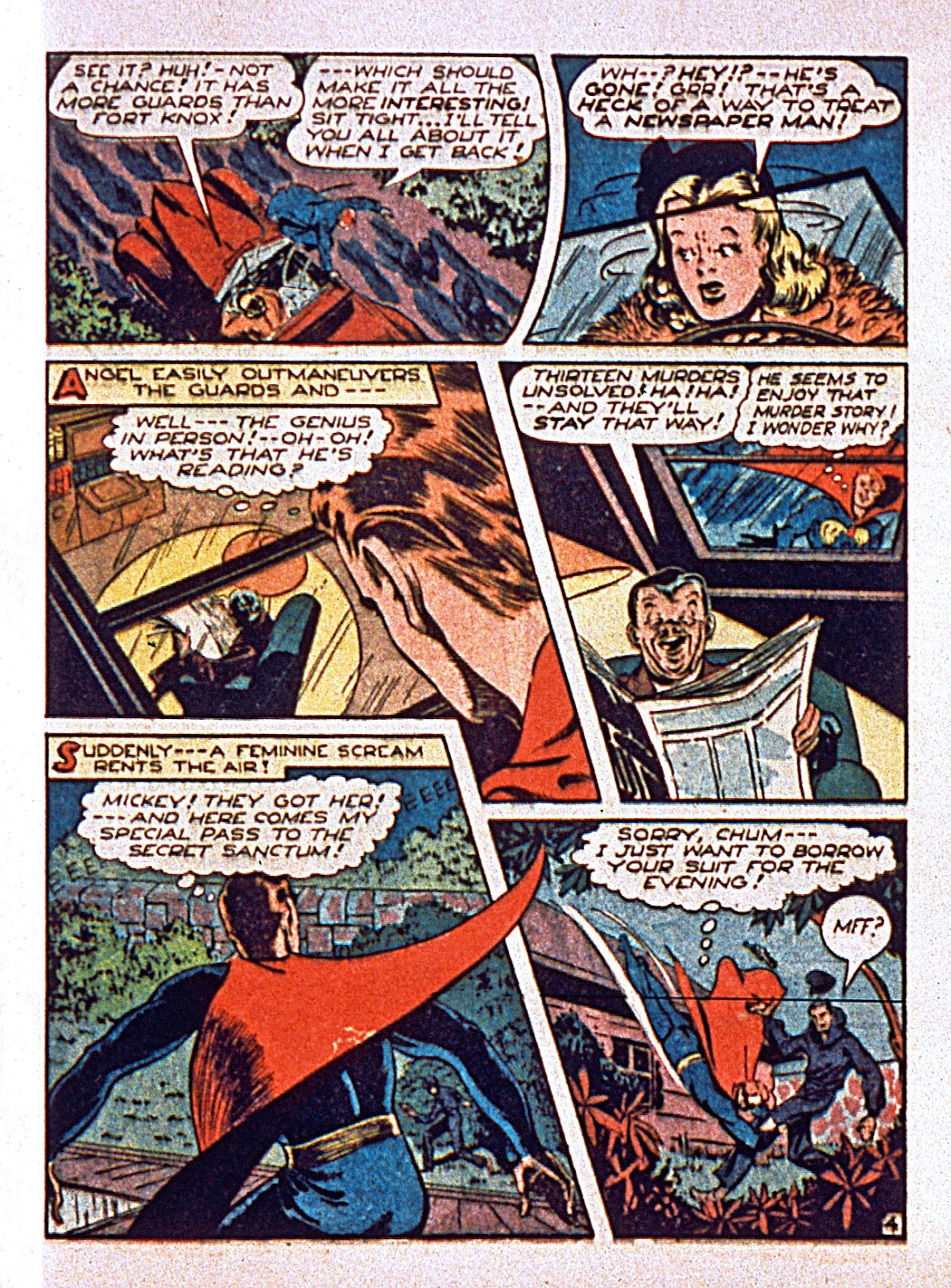 Daring Comics issue 10 - Page 29
